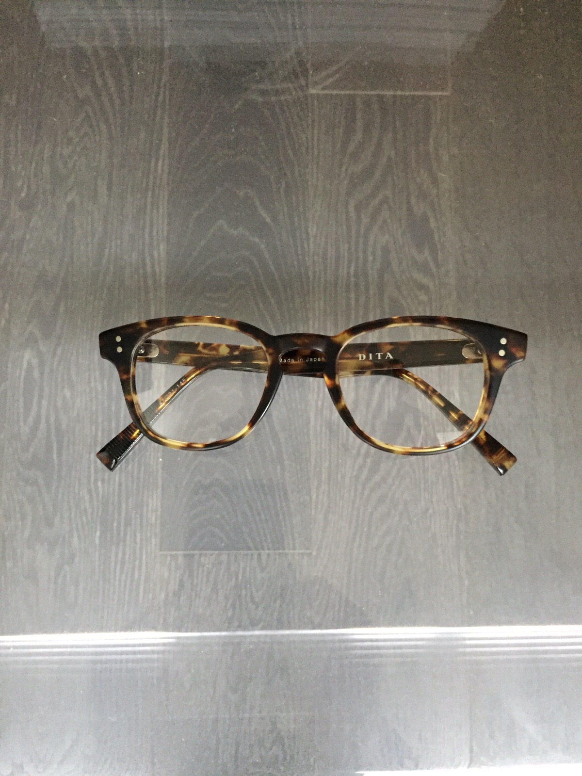 2b03381dab61 Dita New Outsider Frames Havana Made In Japan Last Drop