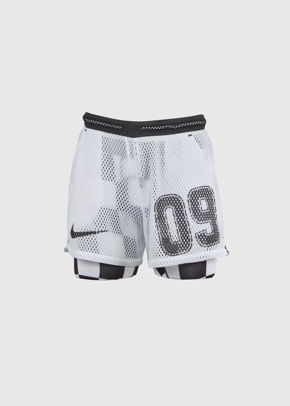 off white x nike shorts