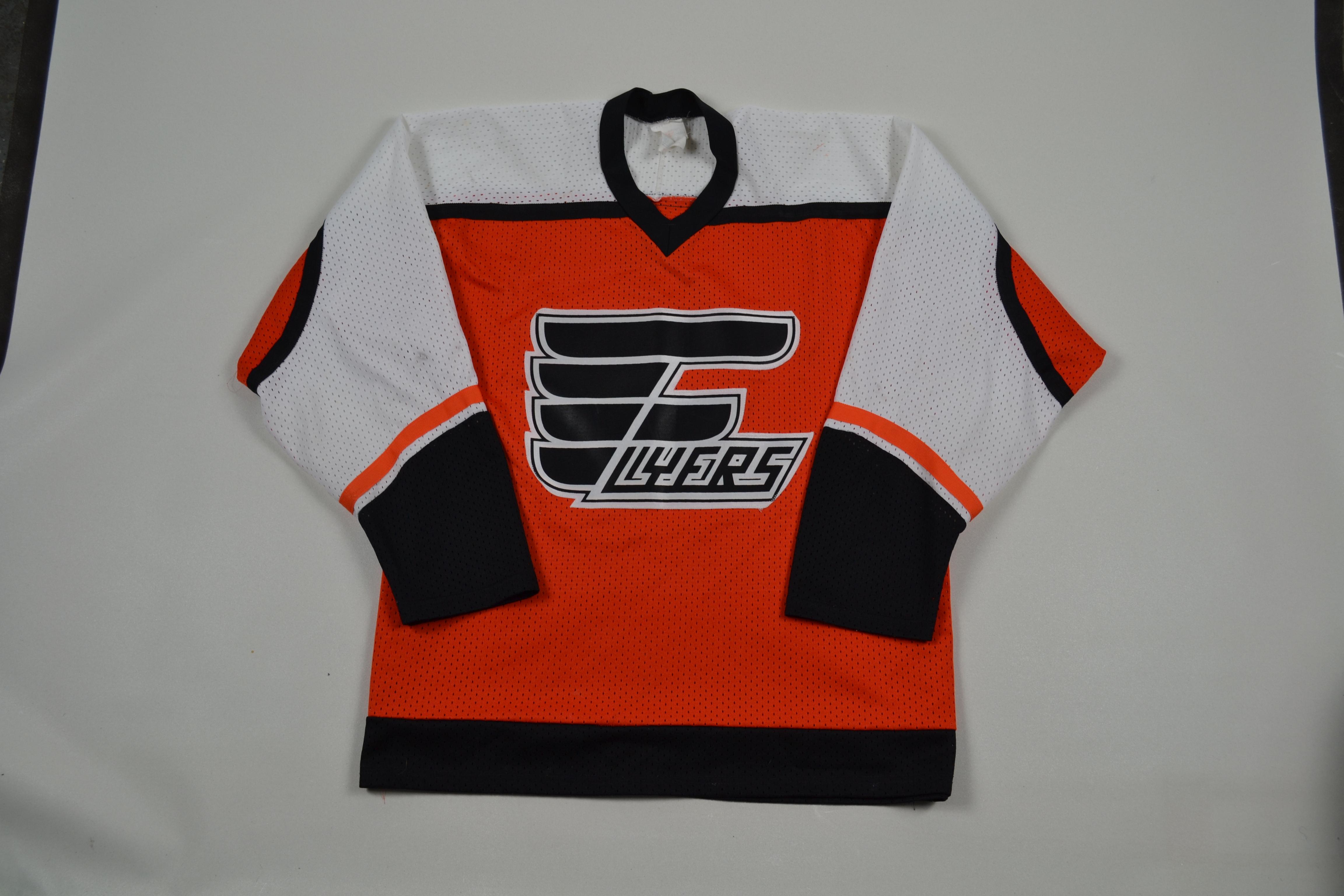1a0a8eaf4 Ccm VTG CCM PF Flyers Hockey Jersey NHL 80s 90s streetwear fashion hip hop  Size xl - Jerseys for Sale - Grailed