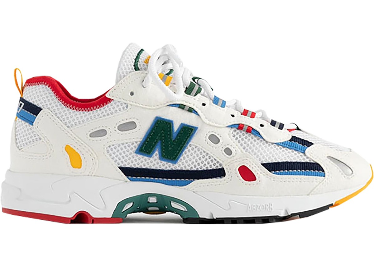 Men's 827 Abzorb White from New Balance, Aime Leon Dore | Grailed