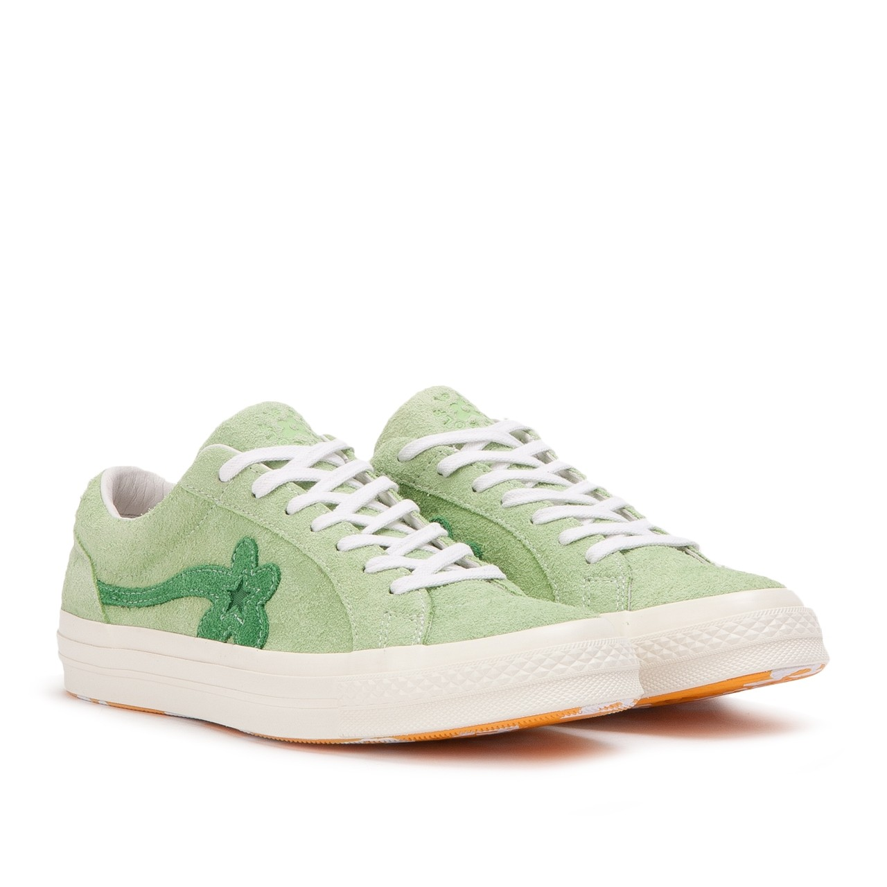 Converse Converse One Star x Golf le Fleur Jade Lime Green Size 9 - Low-Top  Sneakers for Sale - Grailed ab90862b9