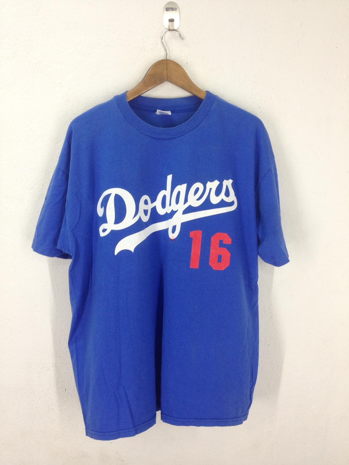 73801f5d Vintage Dodgers T Shirts - DREAMWORKS