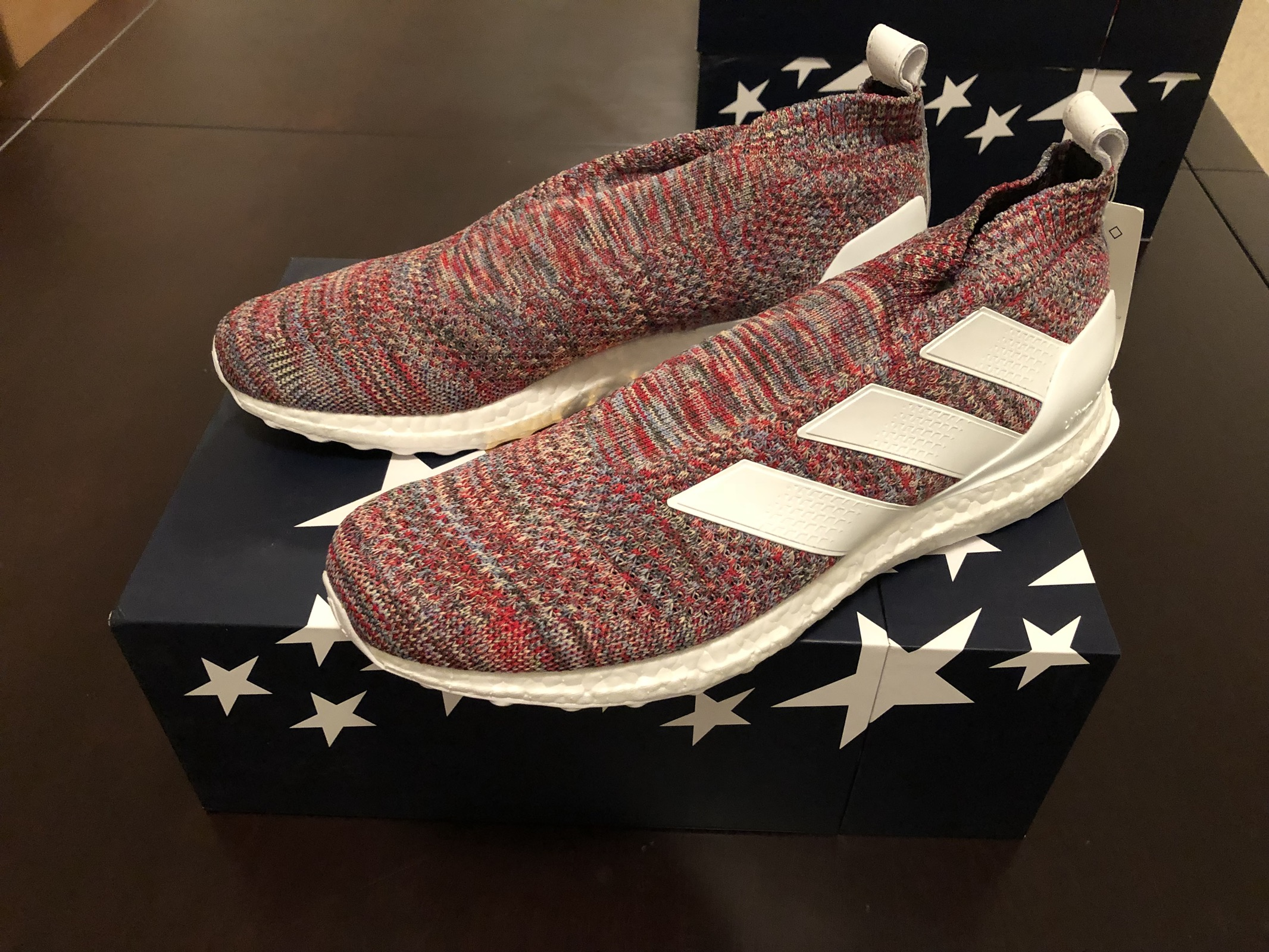 big sale 5b151 f1d1c Adidas Kith x Adidas COPA ACE 16+ Purecontrol Ultra Boost Golden Goal Size  10.5 - Low-Top Sneakers for Sale - Grailed