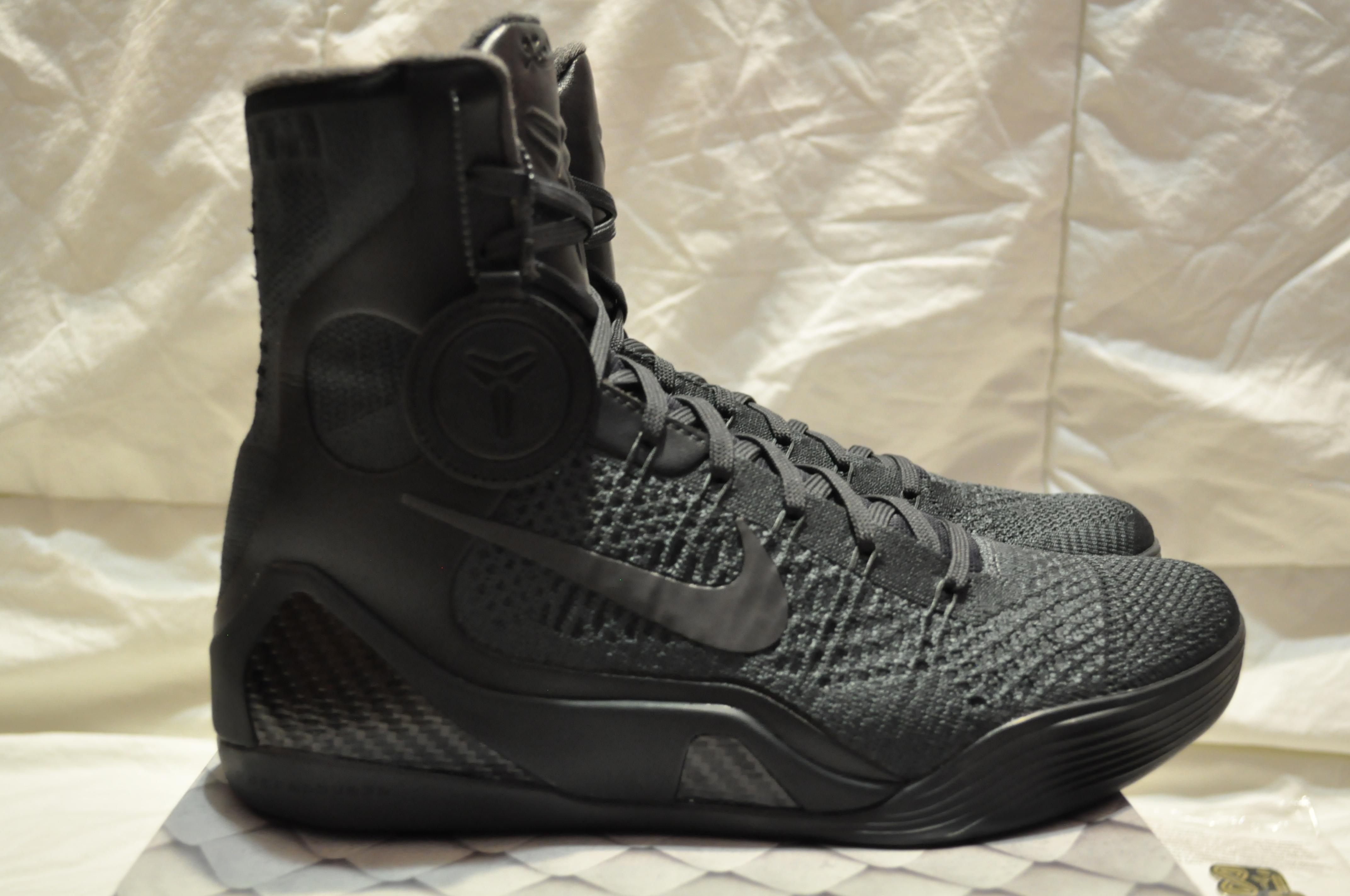 online store 59205 cb202 Nike ×. KOBE 9 ELITE FTB