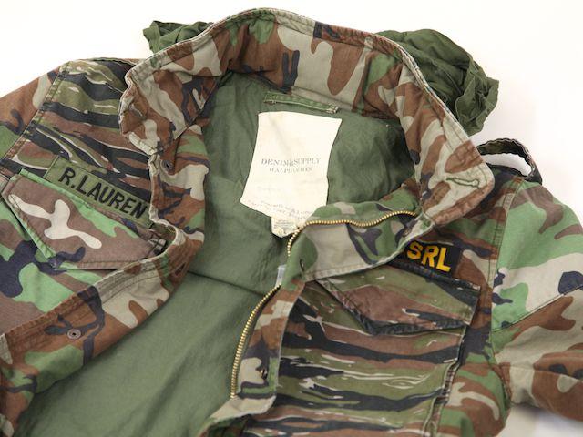 72b263e4bac6e Denim And Supply Ralph Lauren Camouflage Jacket   Grailed