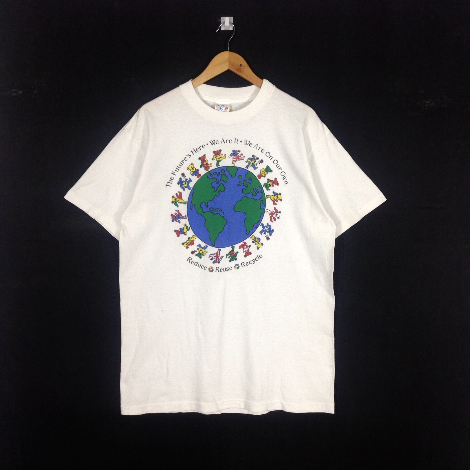 3593e28b Vintage Vintage Band Grateful Dead Music Concert Rock T-shirt | Grailed