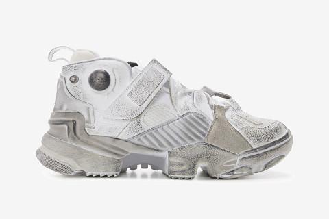vetements reebok shoes