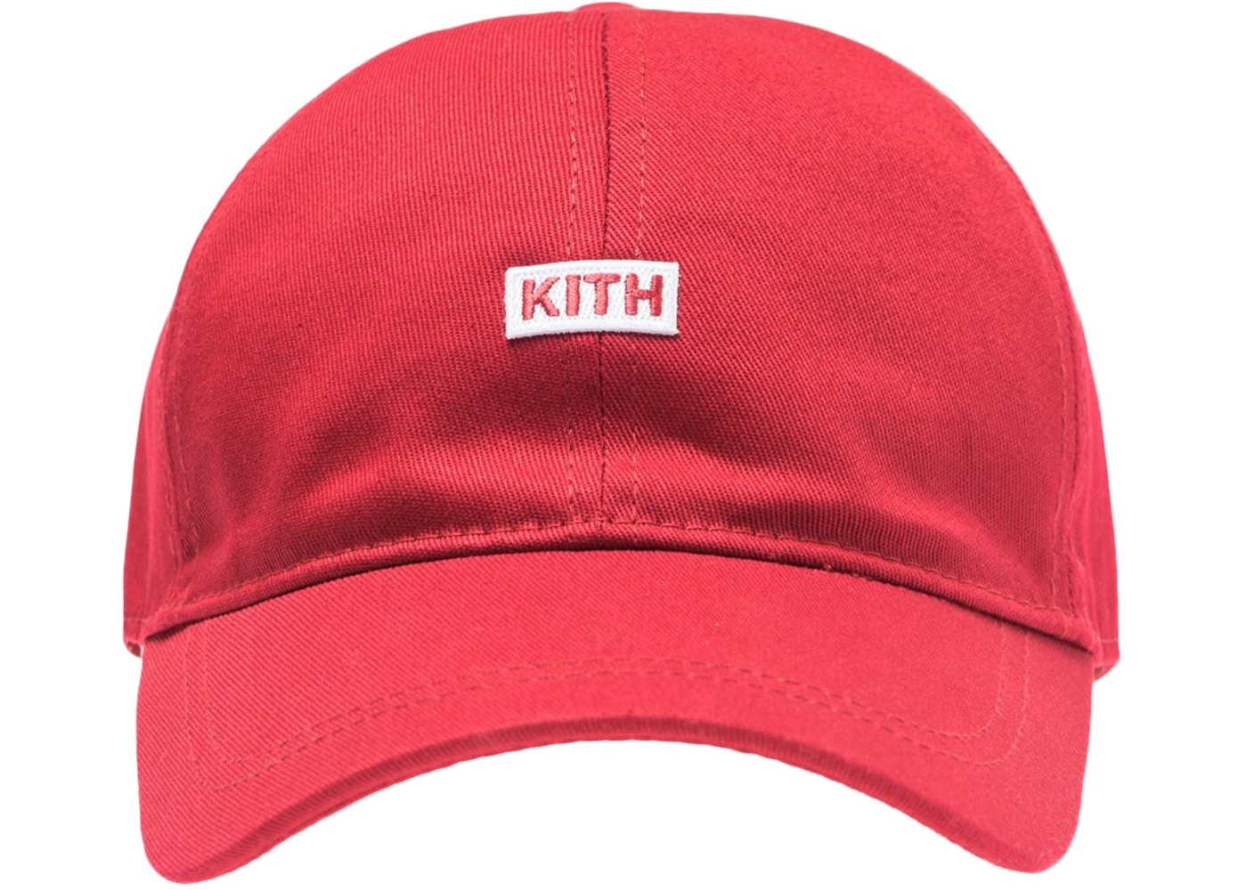 ce056e3a4bd Kith Nyc KITH X COCA-COLA - CLASSIC KITH COKE LOGO CAP   HAT - RED - ONE  SIZE Size one size - Hats for Sale - Grailed