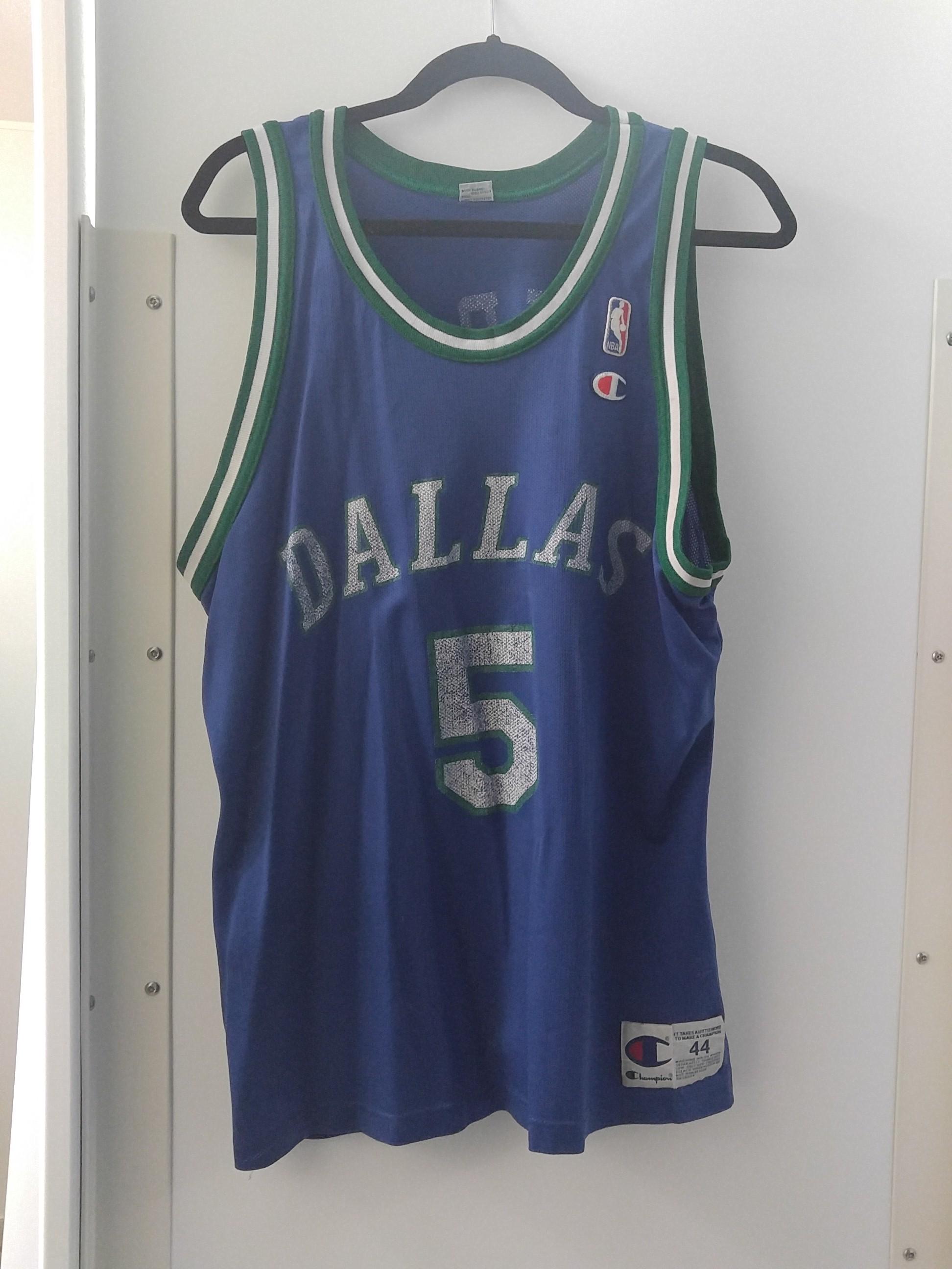 950324fc685 Vintage Vintage Dallas Mavericks Jason Kidd jersey Size l - Jerseys ...