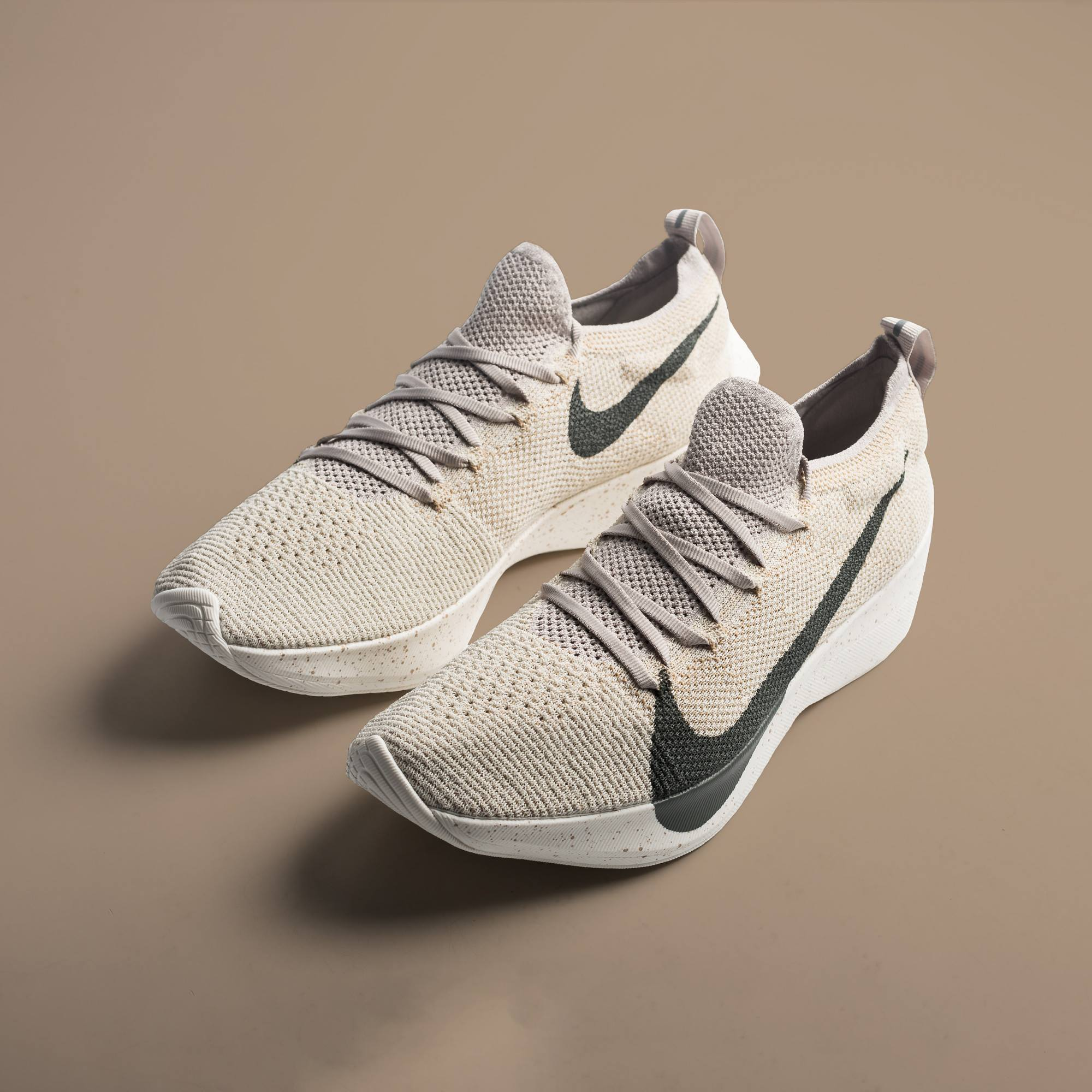 85b4064861e9 Nike Nike React Vapor Street Flyknit Light Cream   Sail Size 10 - Low-Top  Sneakers for Sale - Grailed