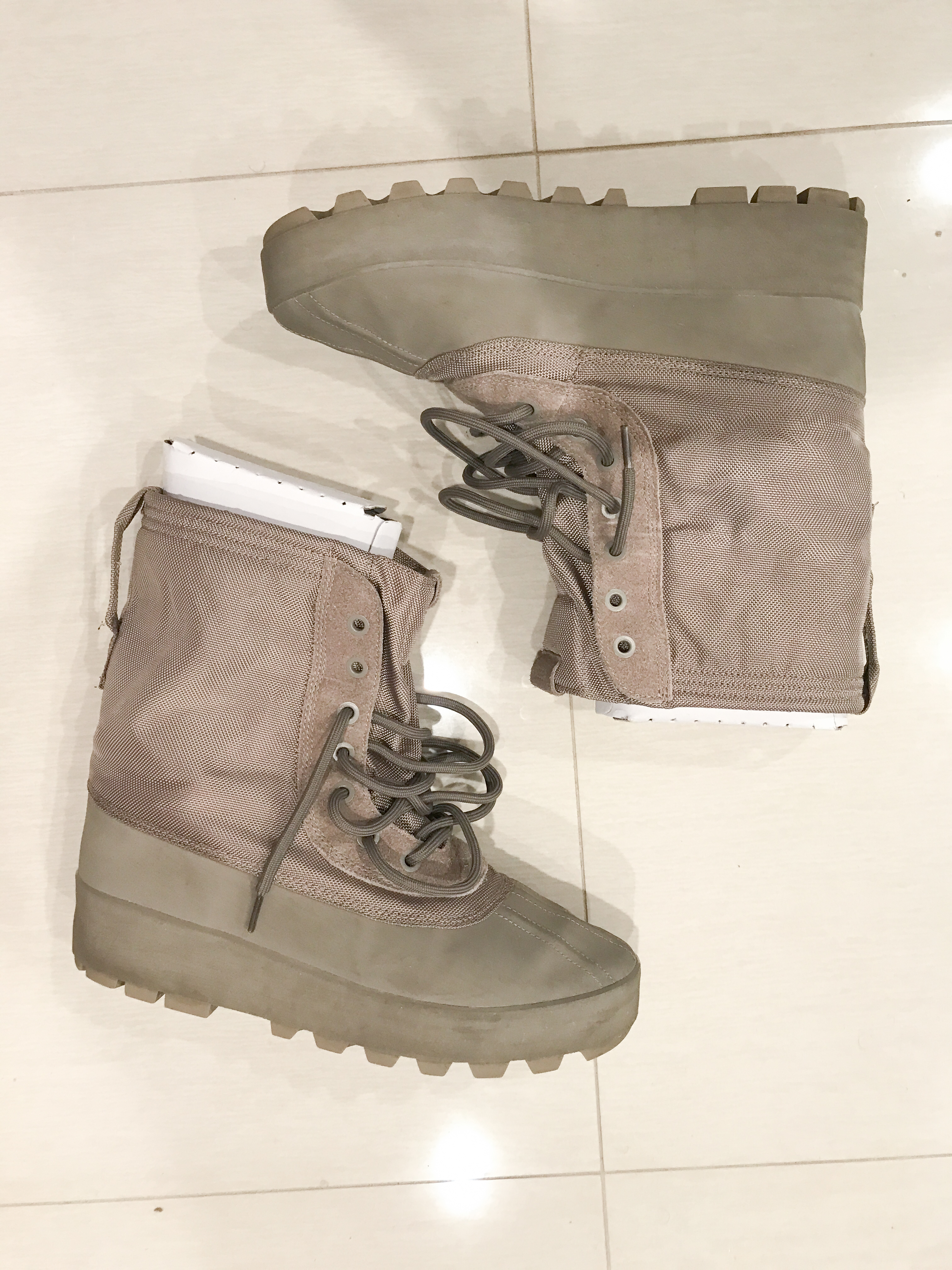 finest selection 9d18e f12fc Adidas × Kanye West. Yeezy 950 Duckboot ...