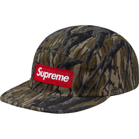 Supreme Supreme Military Camp Cap Hat Mossy Oak Camo New Dead Stock Size  one size - Hats for Sale - Grailed 0b9ba52f7c5