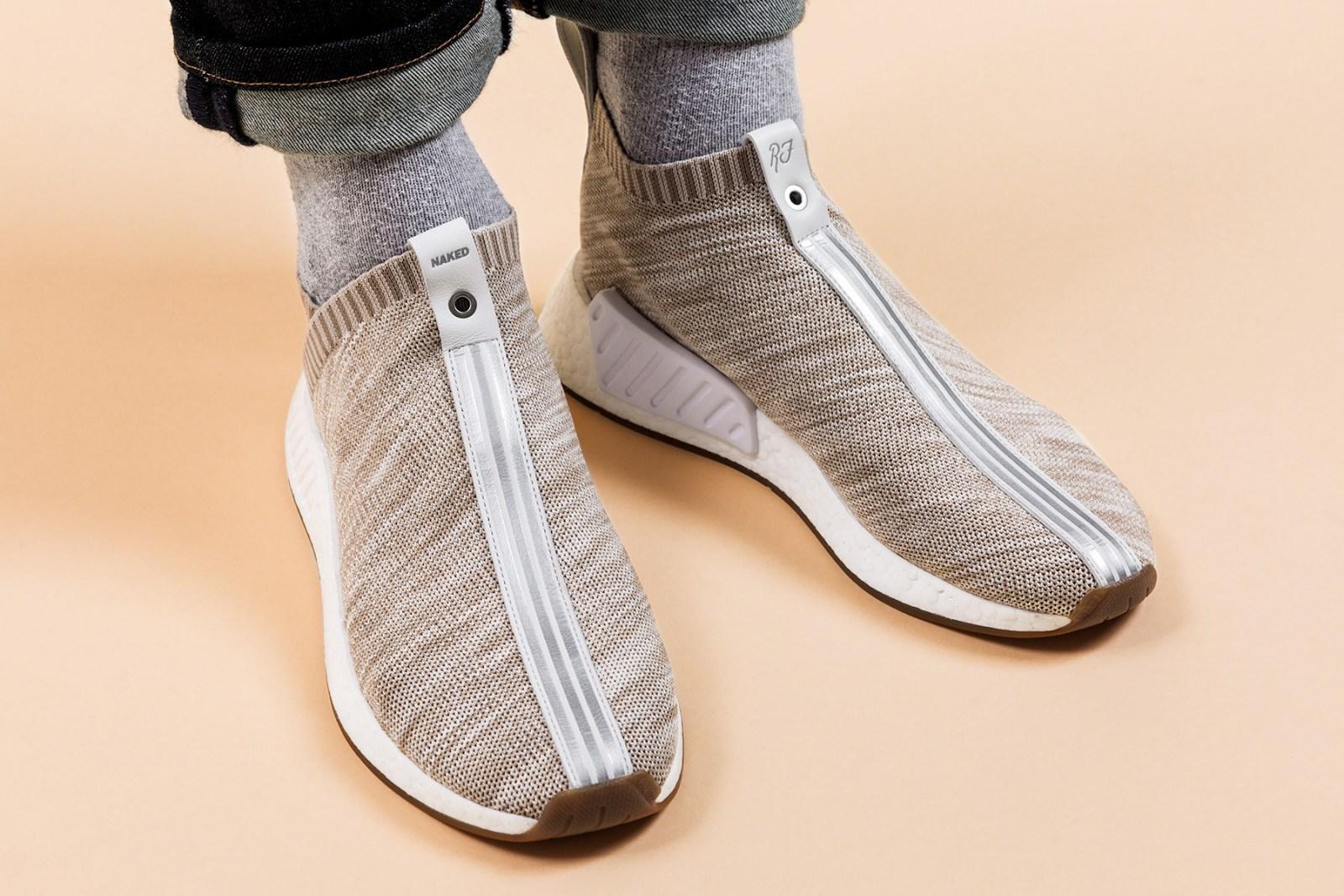 PREMIUM QUALITY Adidas Nmd Cs2 X Kith x Naked