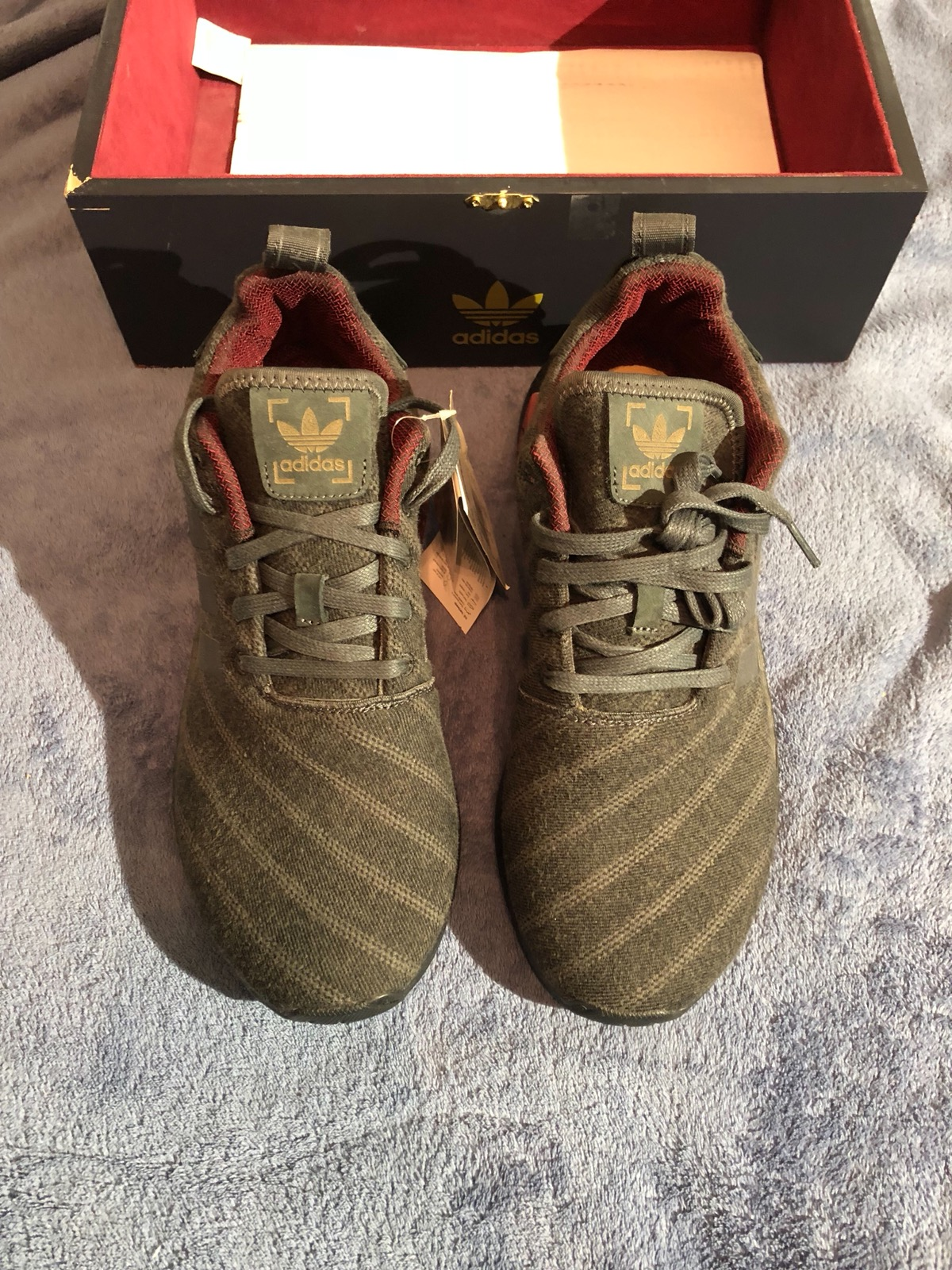free shipping 488bb 5330e Henry Poole Nmd R2