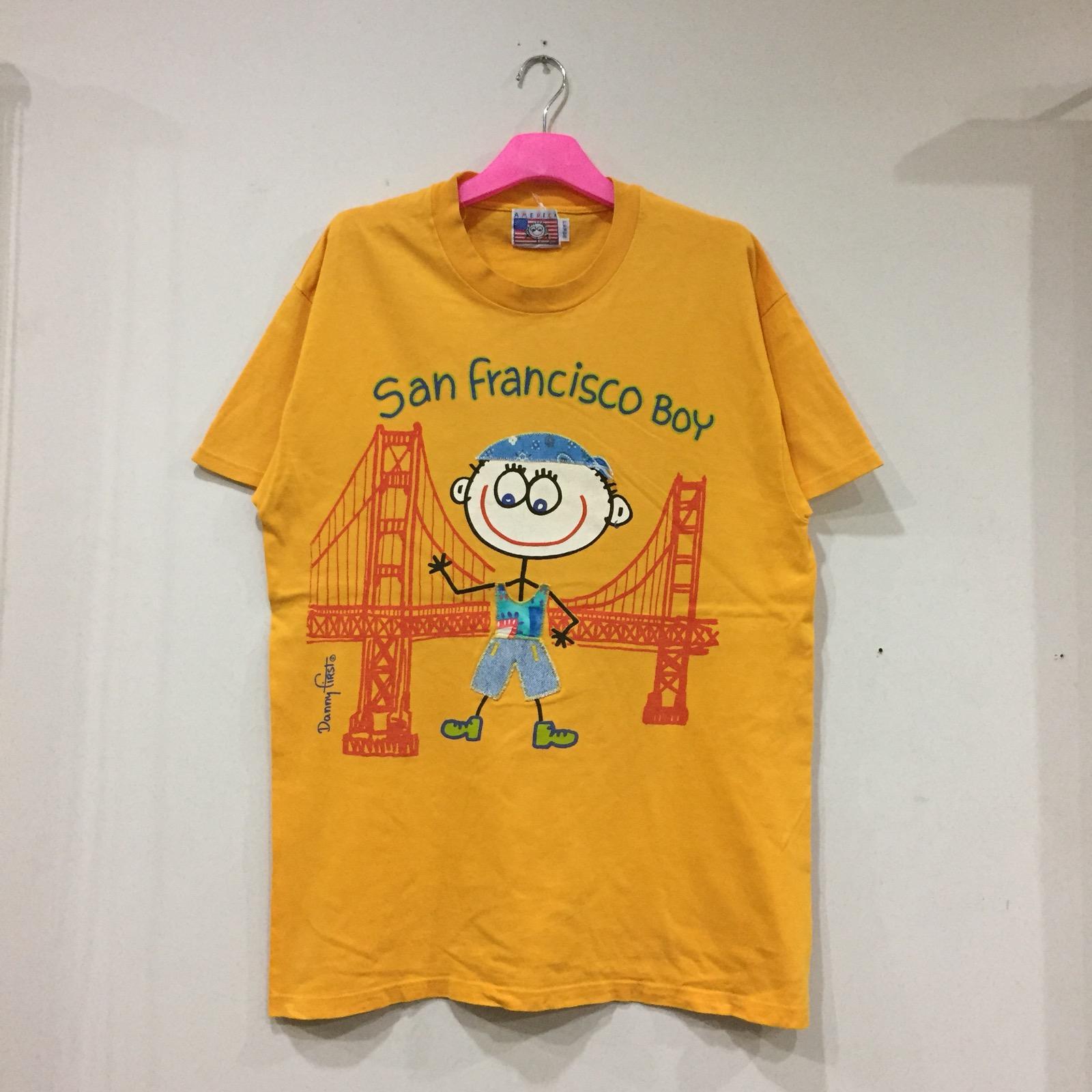 c0bc8b277 T Shirt Design San Francisco - Nils Stucki Kieferorthopäde