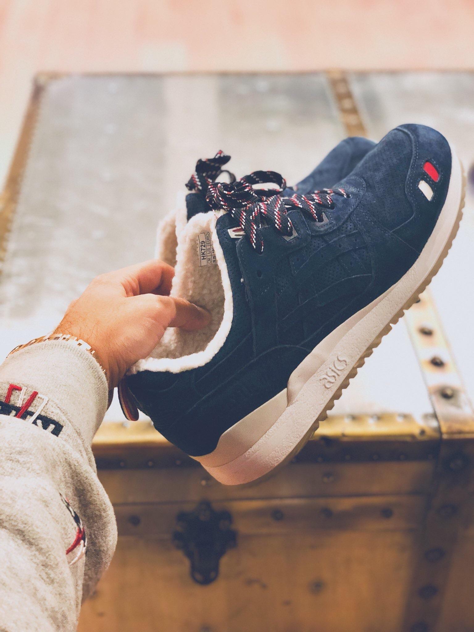best sneakers aebbe c5b2b KITH X MONCLER X ASICS GEL-LYTE III