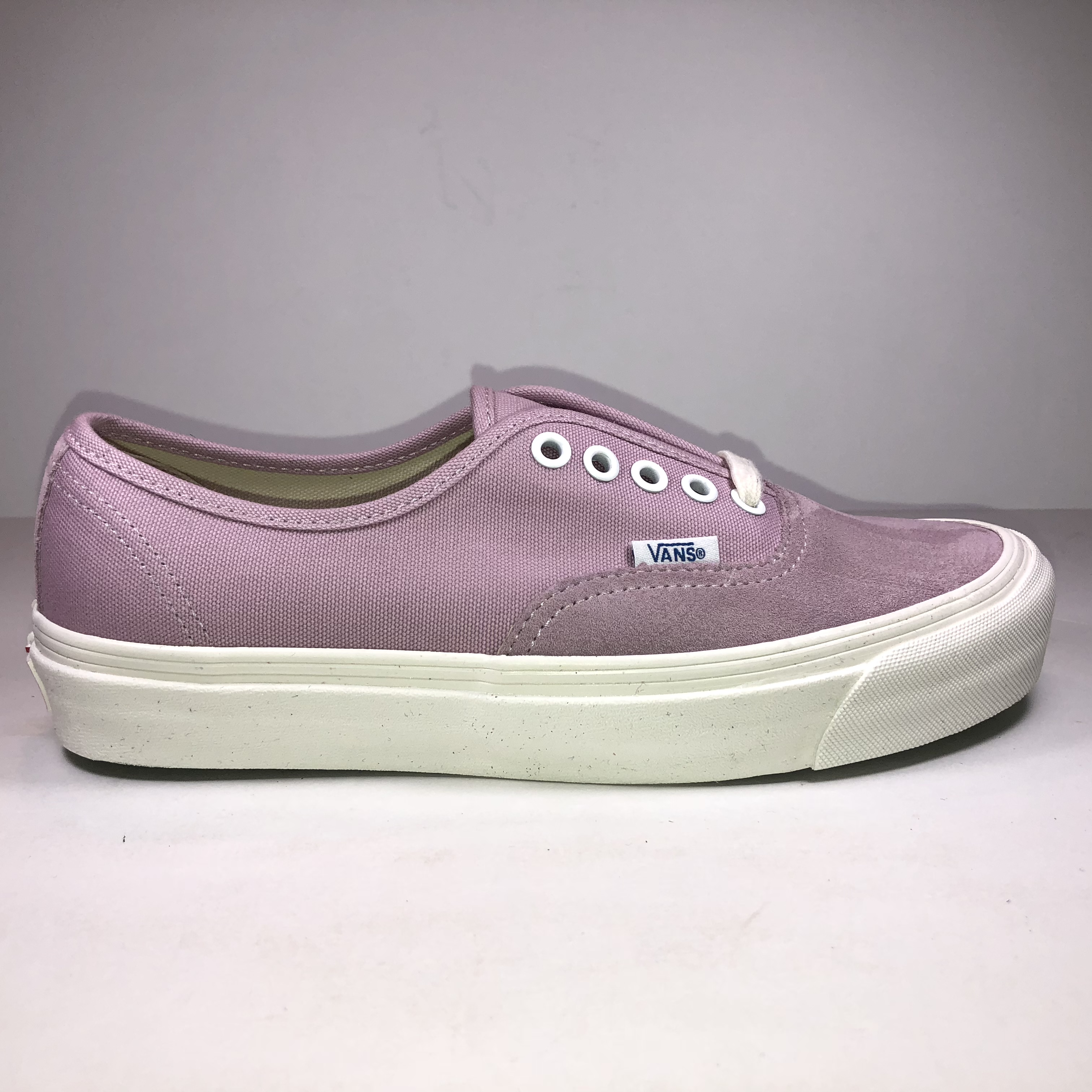 44ac8cbd7eec Vans Vans OG Authentic LX Suede   Canvas Fragrant Lilac Pink   White  Sneakers Size 10 - Low-Top Sneakers for Sale - Grailed