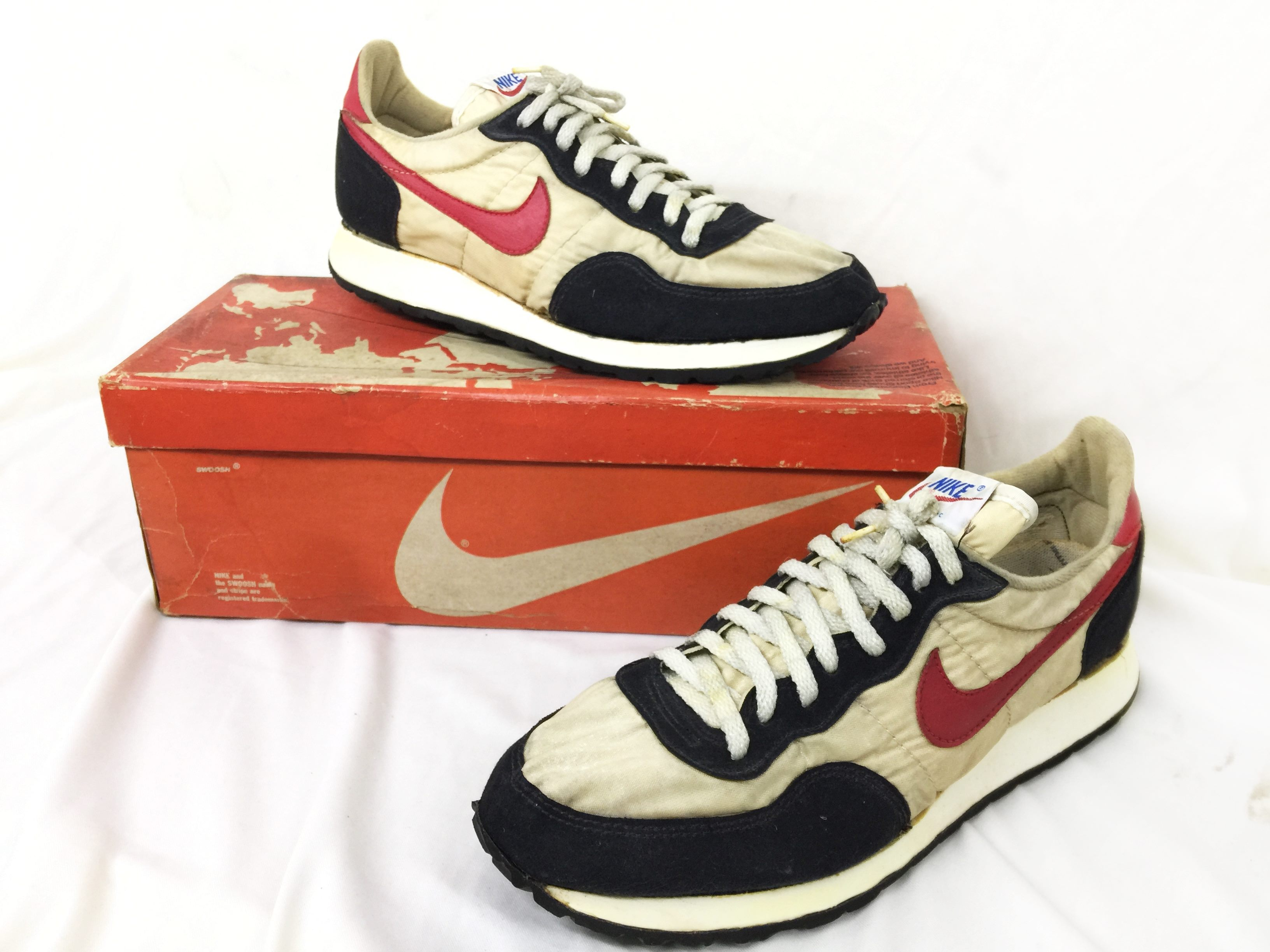 Cancelar Respetuoso del medio ambiente Aburrido  Nike Nike Terra Tc Vintage Shoes/vintage Nike Sneakers | Grailed
