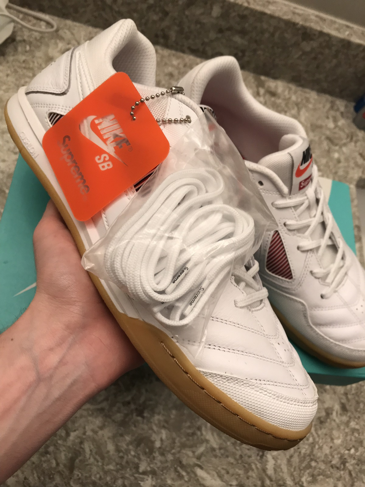 1a5d6c93d6d Supreme × Nike ×. Supreme Nike SB Gato QS