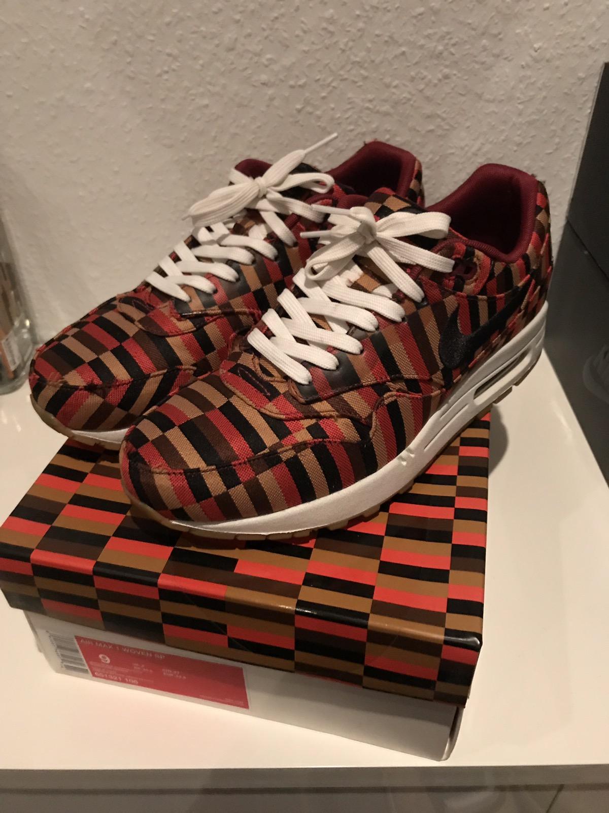 sneakers for cheap 61214 e097e Nike ×. Nike Air Max 1 Roundel ...