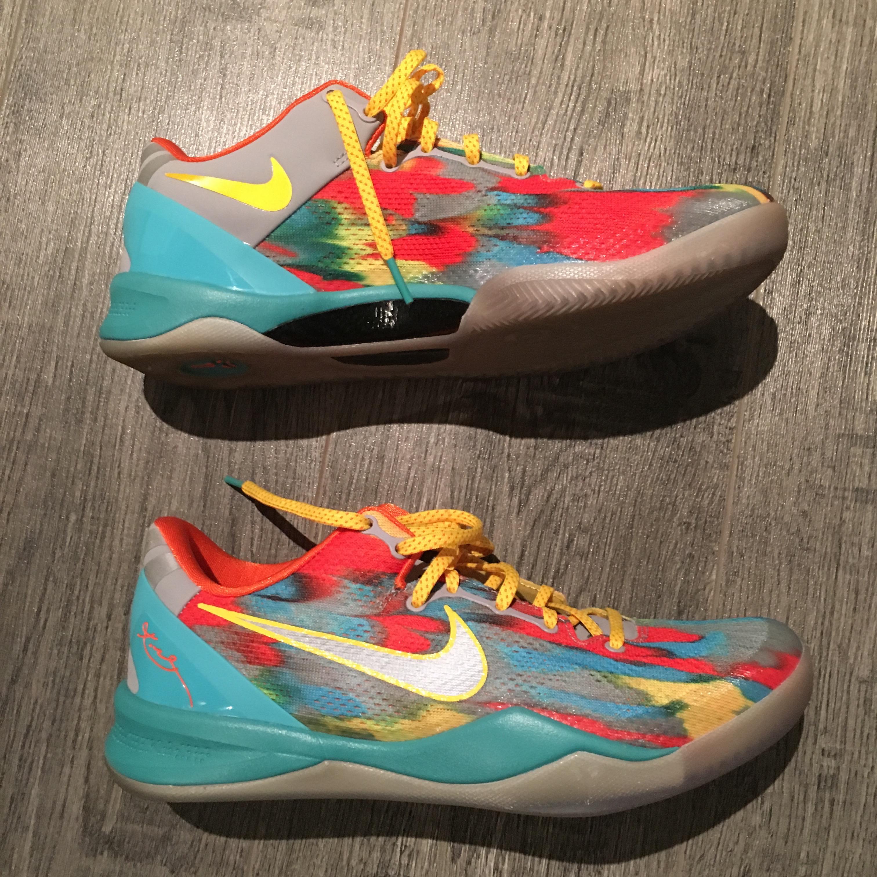 get cheap f3f41 5b3aa Nike ×. Kobe 8 Venice Beach