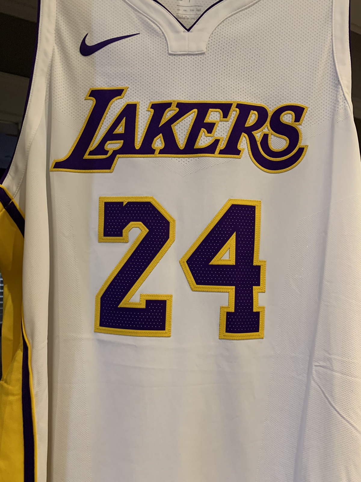 Nike Nike Kobe Bryant Authentic Jersey