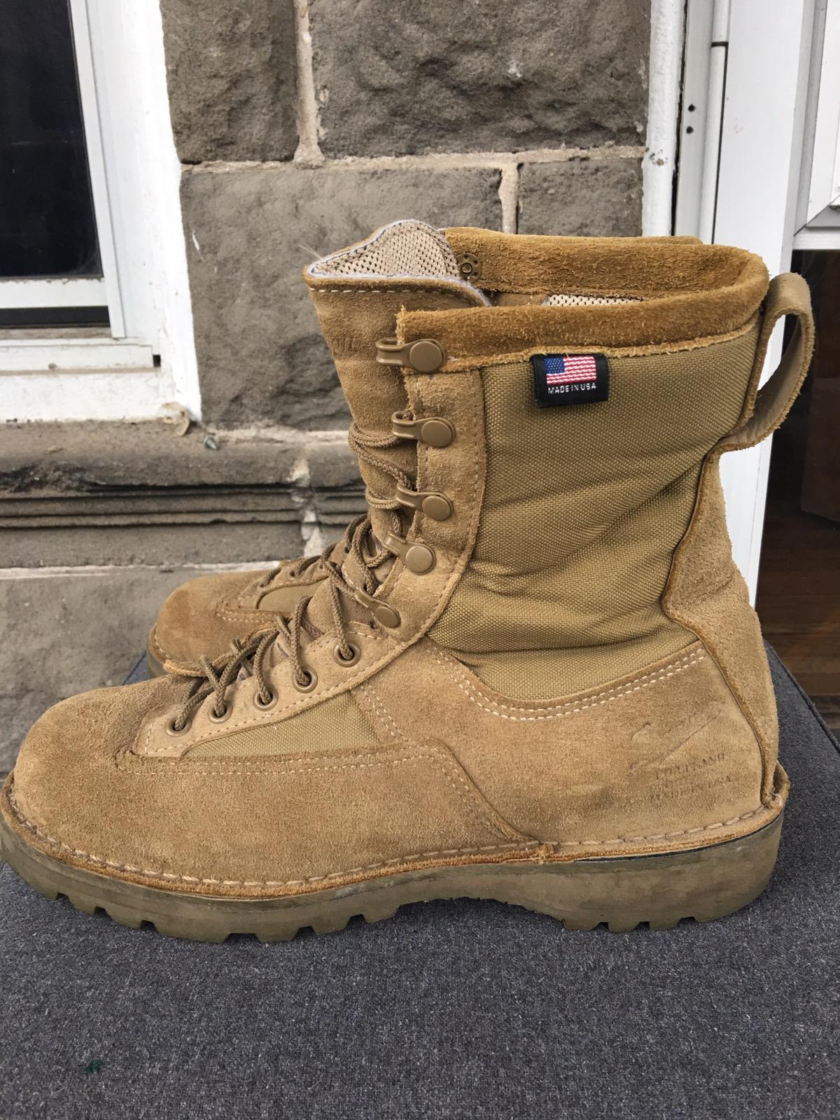 USA Military Boots (26000 Desert Acadia)