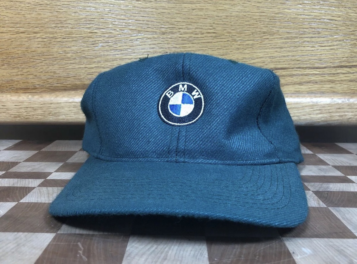 716635eb7c6 Bmw Vintage BMW Snapback Hat Cap snapback Green Rare 90 s Size one size -  Hats for Sale - Grailed