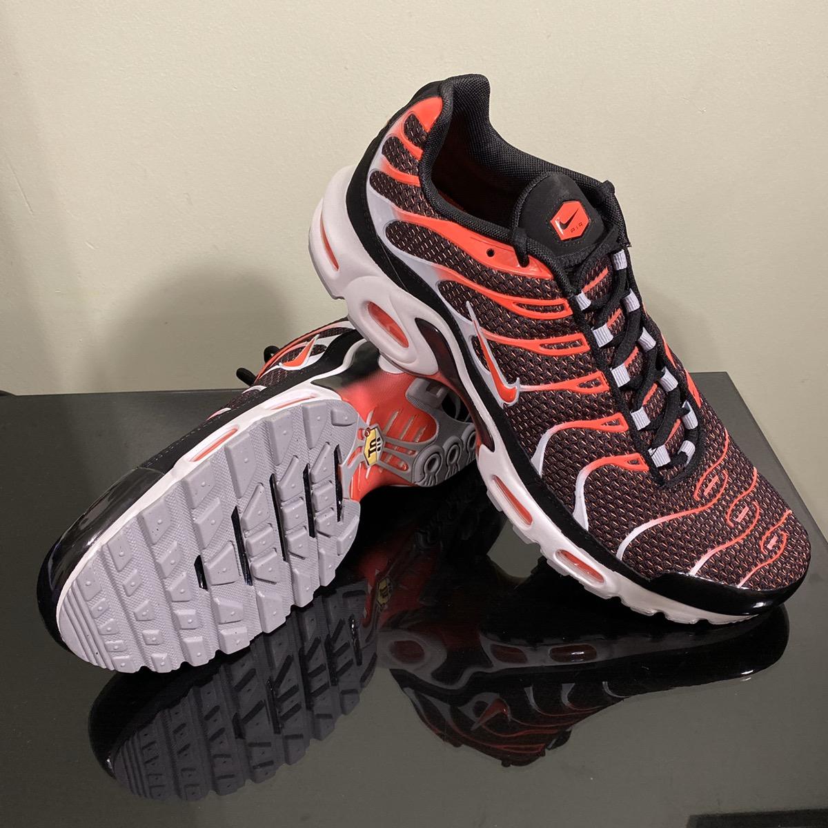 Nike Nike TN Air Max Plus Hot Lava SZ. 11.5