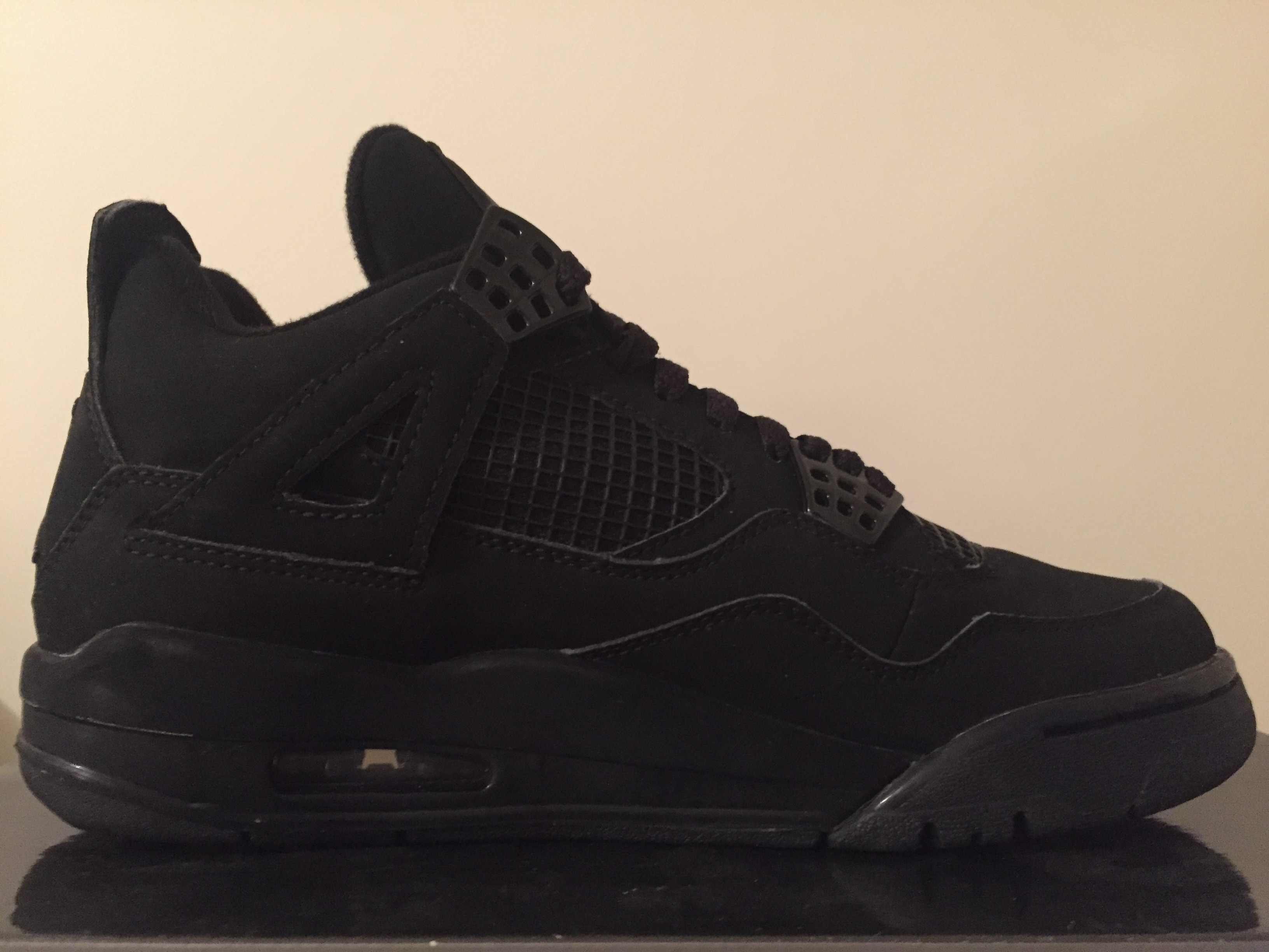 0ee1abf0208 Nike Nike, Air Jordan 4, Black Cat   Grailed