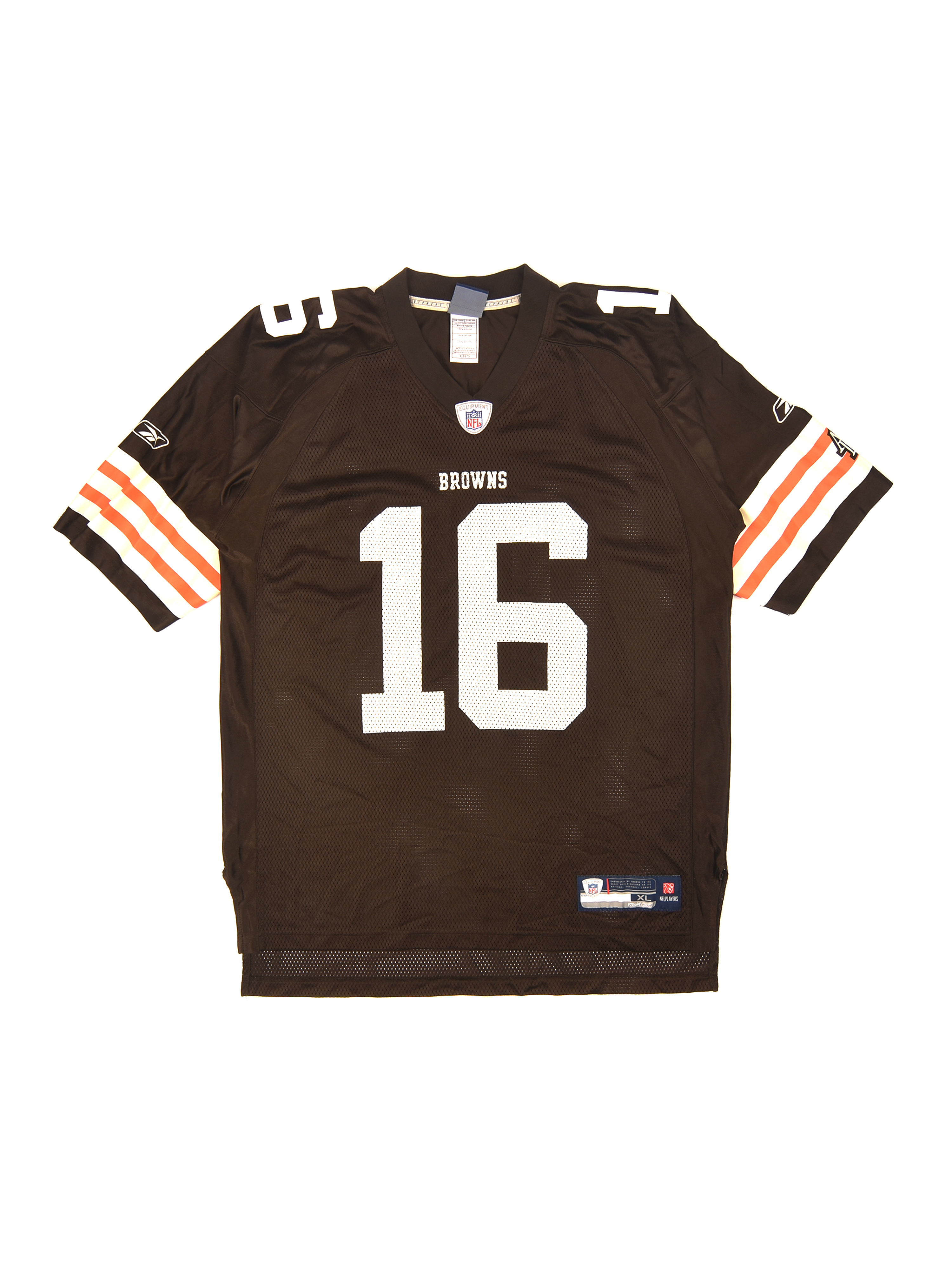 josh cribbs browns jersey