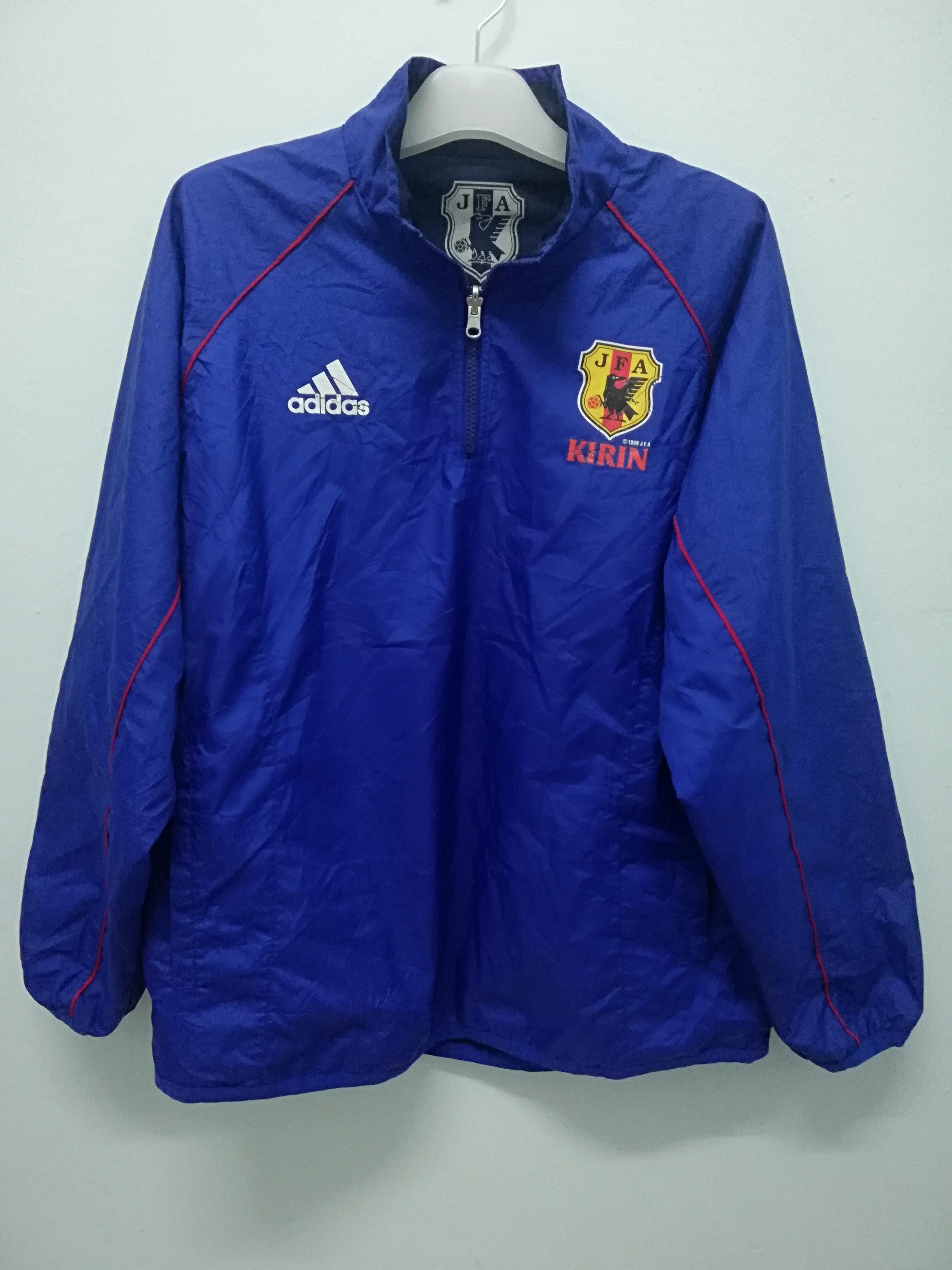 Vintage Japan Jersey JFA jacket