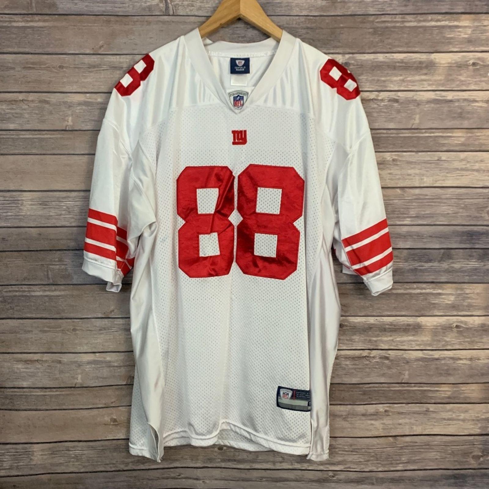 NFL New York Giants #88 Hakeem Nicks Jersey