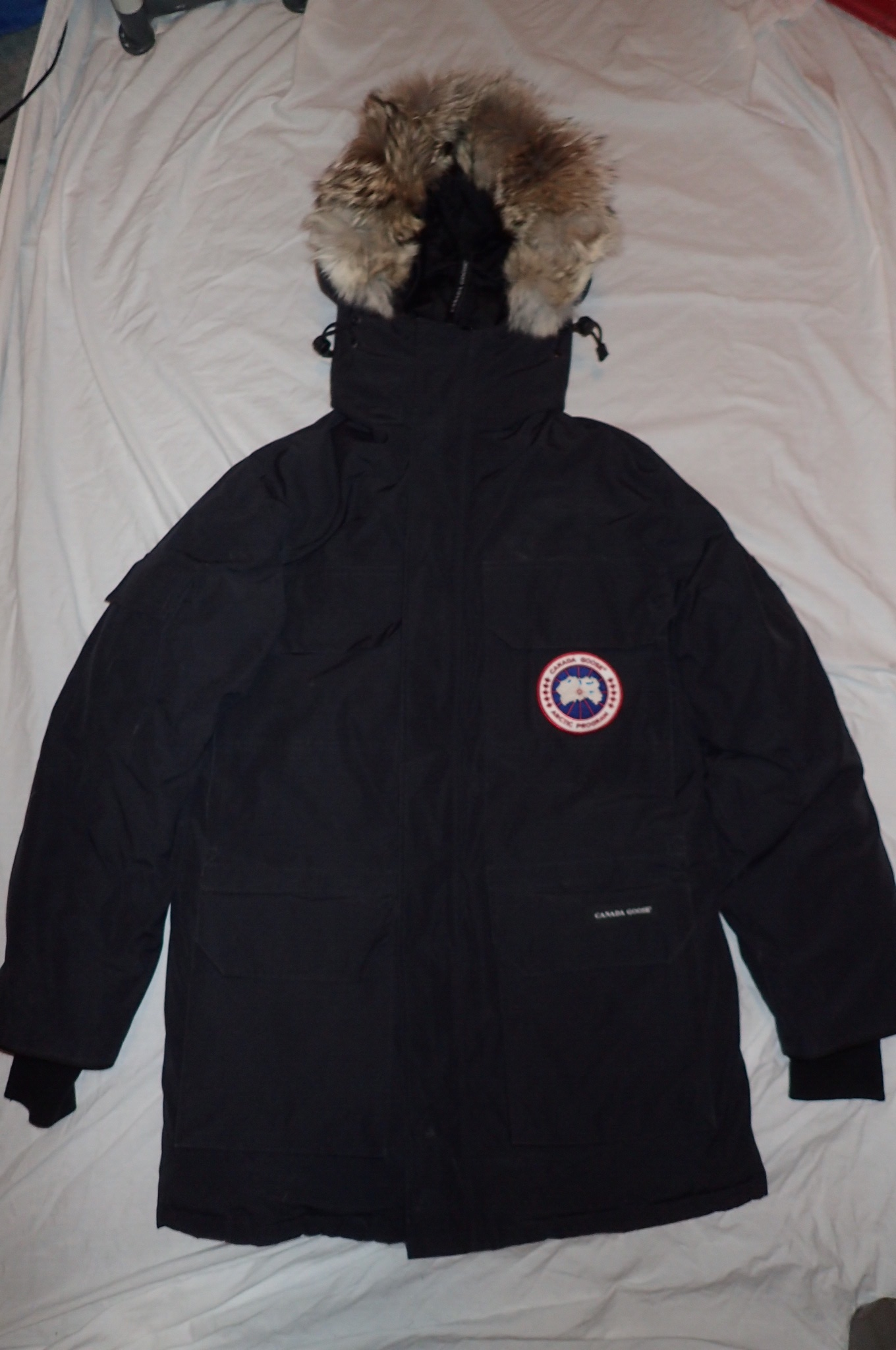 Goede Canada Goose Expedition Parka Fusion Fit | Grailed SA-32