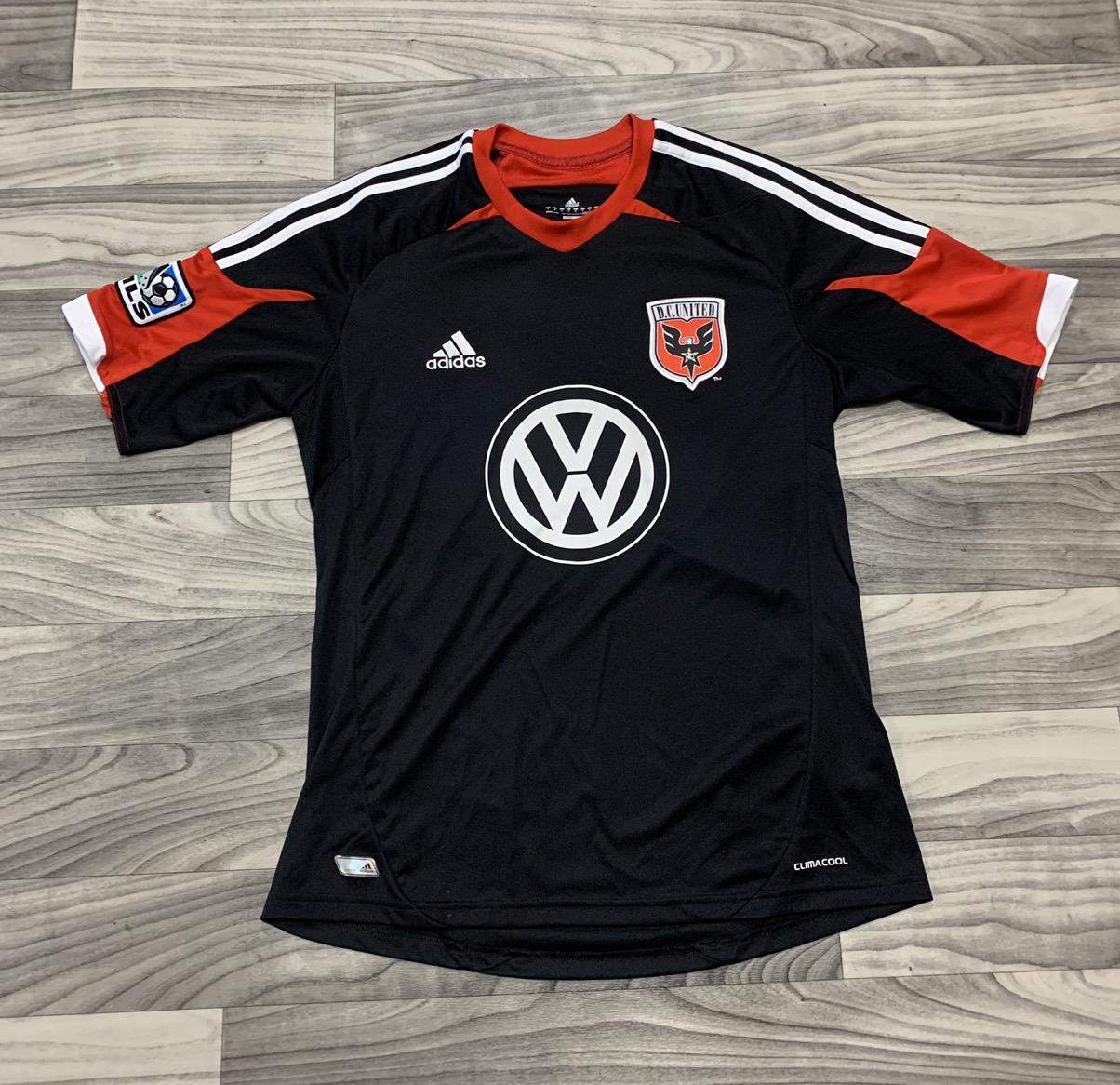 Adidas Adidas Climacool MLS D.C. United Soccer Jersey