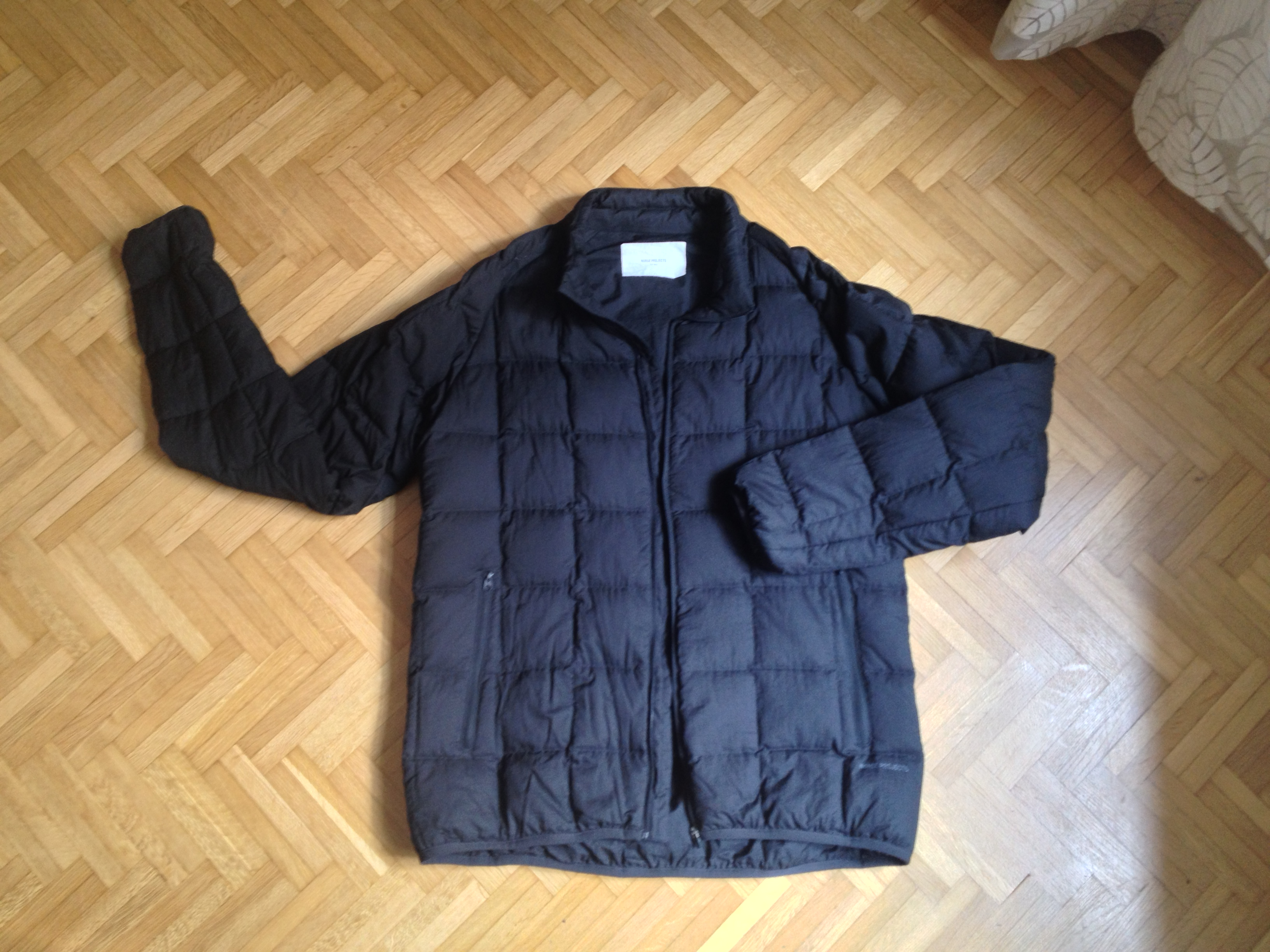 a39d6027cd Norse Projects Jakob Light Down Parka | Grailed