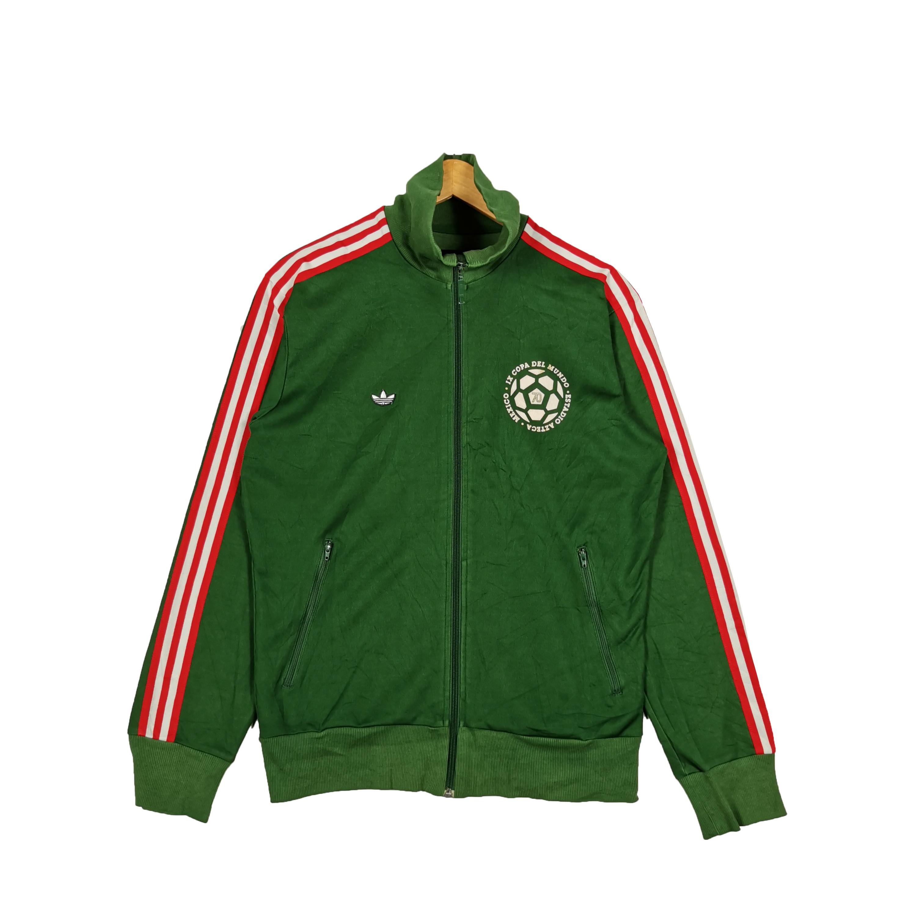 codo Odia Manuscrito  Adidas Adidas Mexico 70 Copa Del Mundo Estadio Azteca Sweater | Grailed