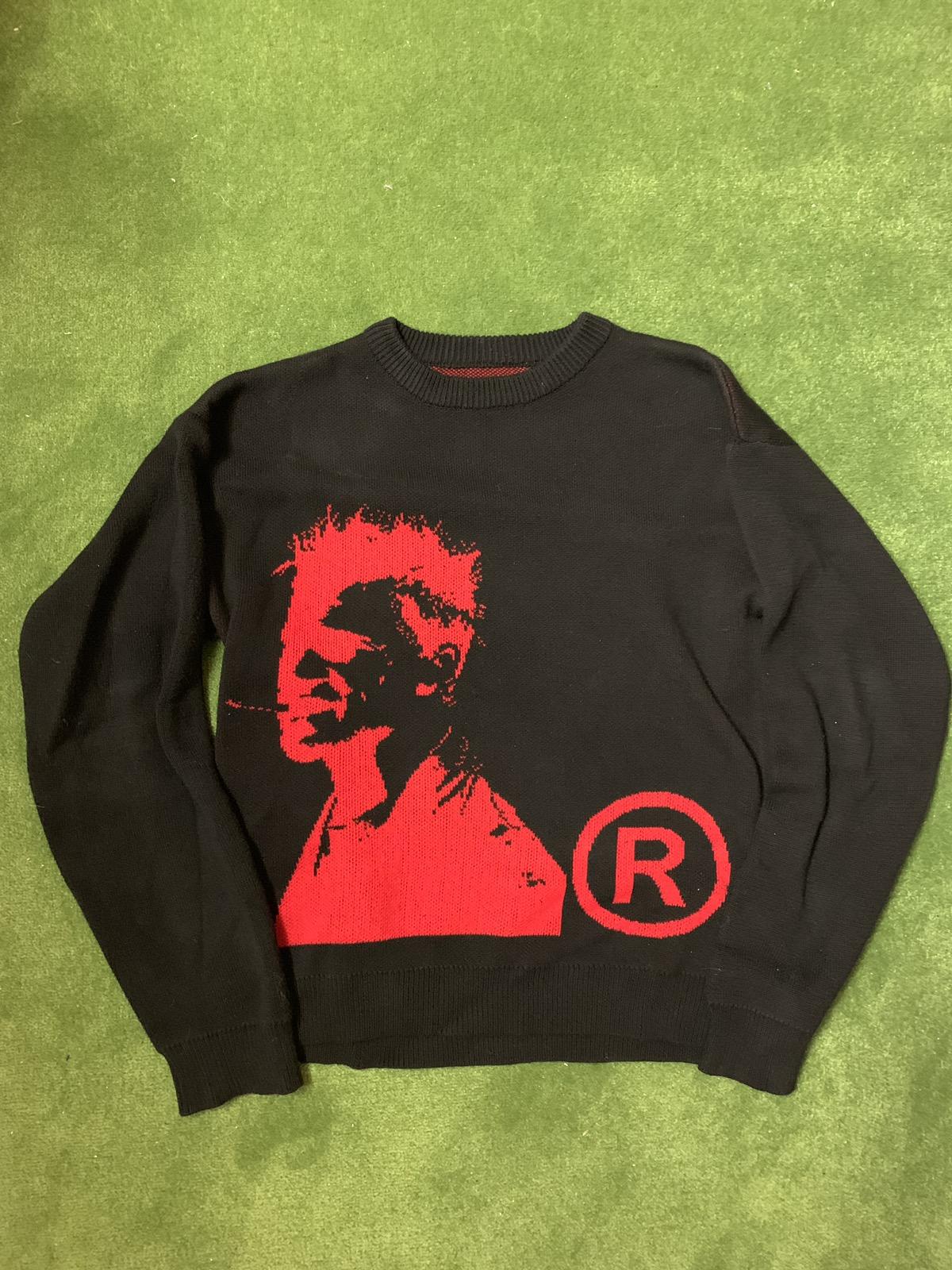 Vizn Brad Pitt Knitted Sweater