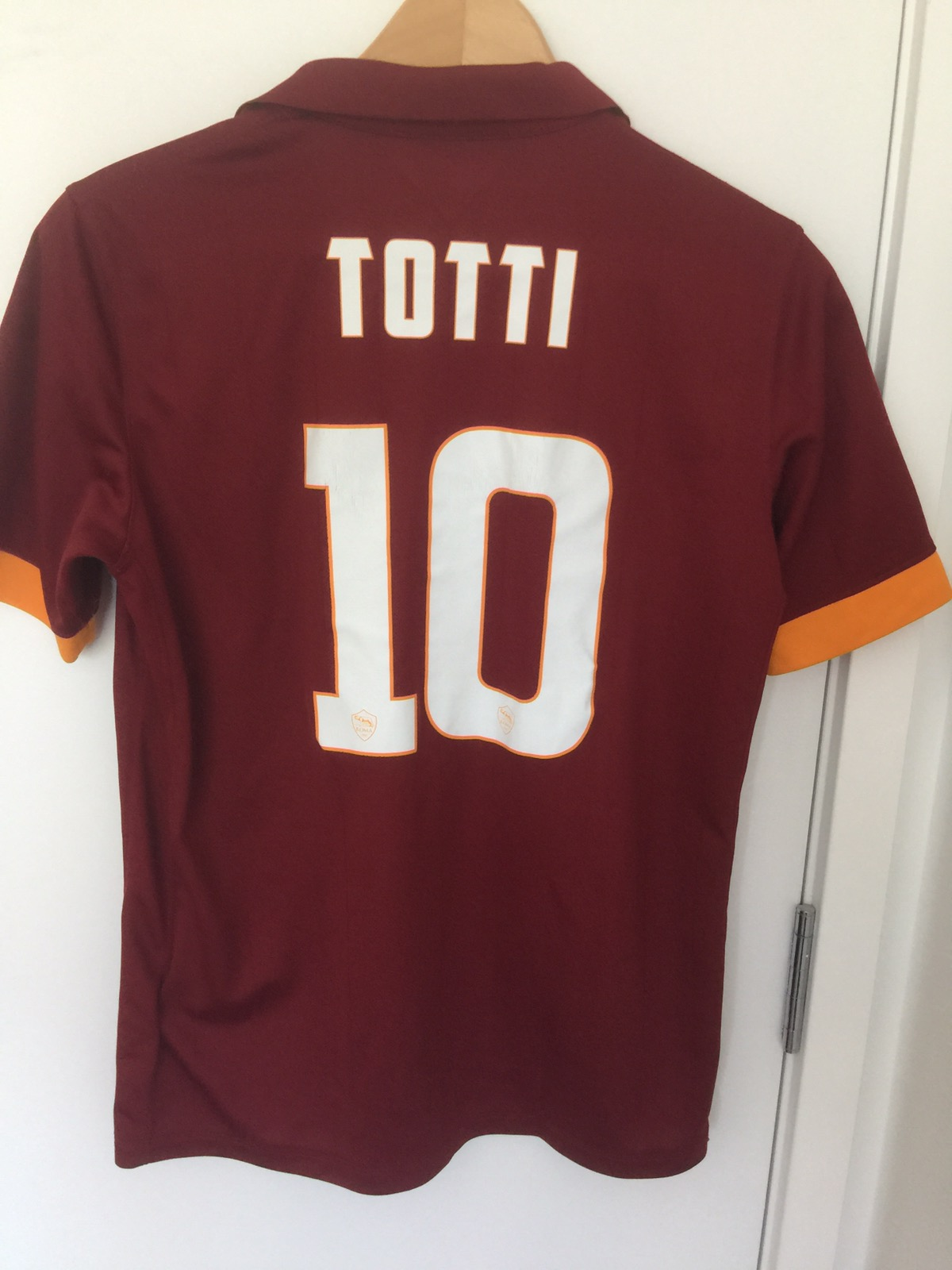 9541fb748 Nike Roma Totti Jersey Size s - Jerseys for Sale - Grailed