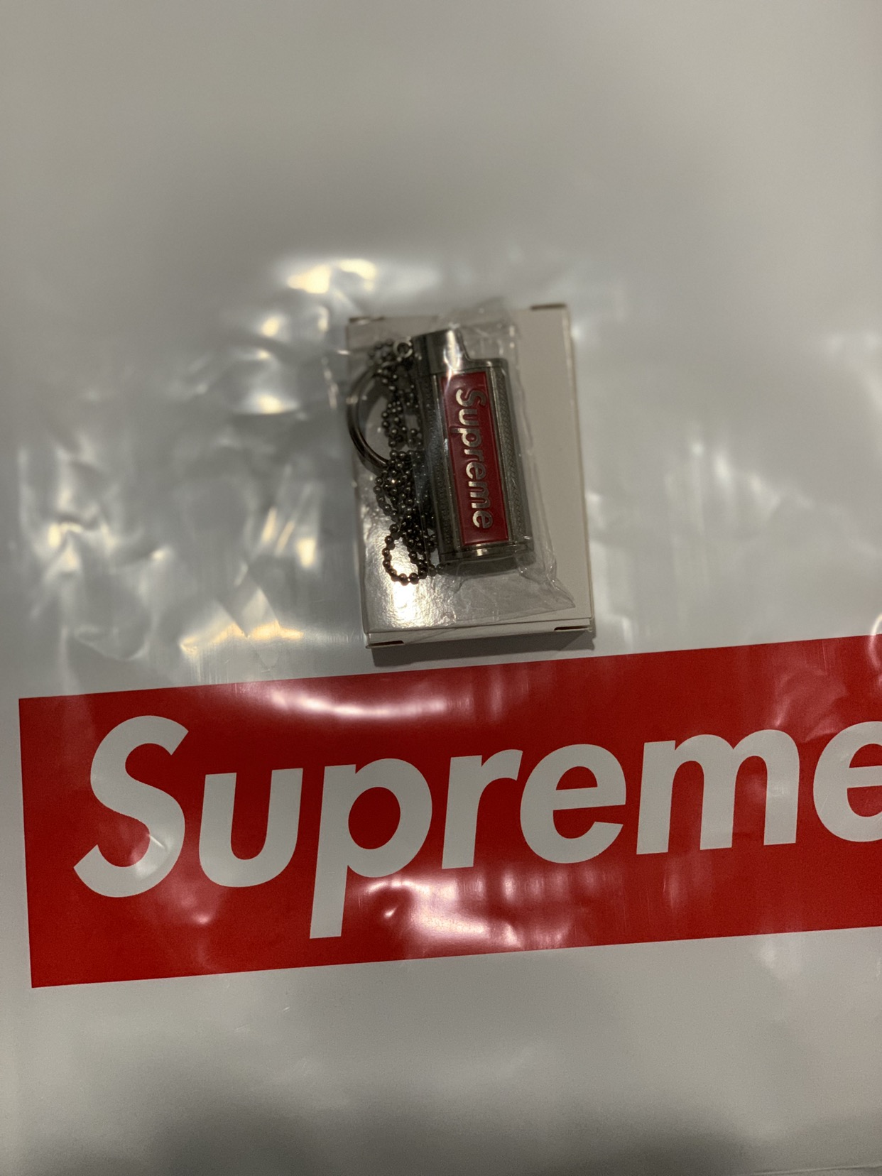 DS Supreme Metal Lighter Holster SS19 IN HAND 100/% Authentic ships asap!
