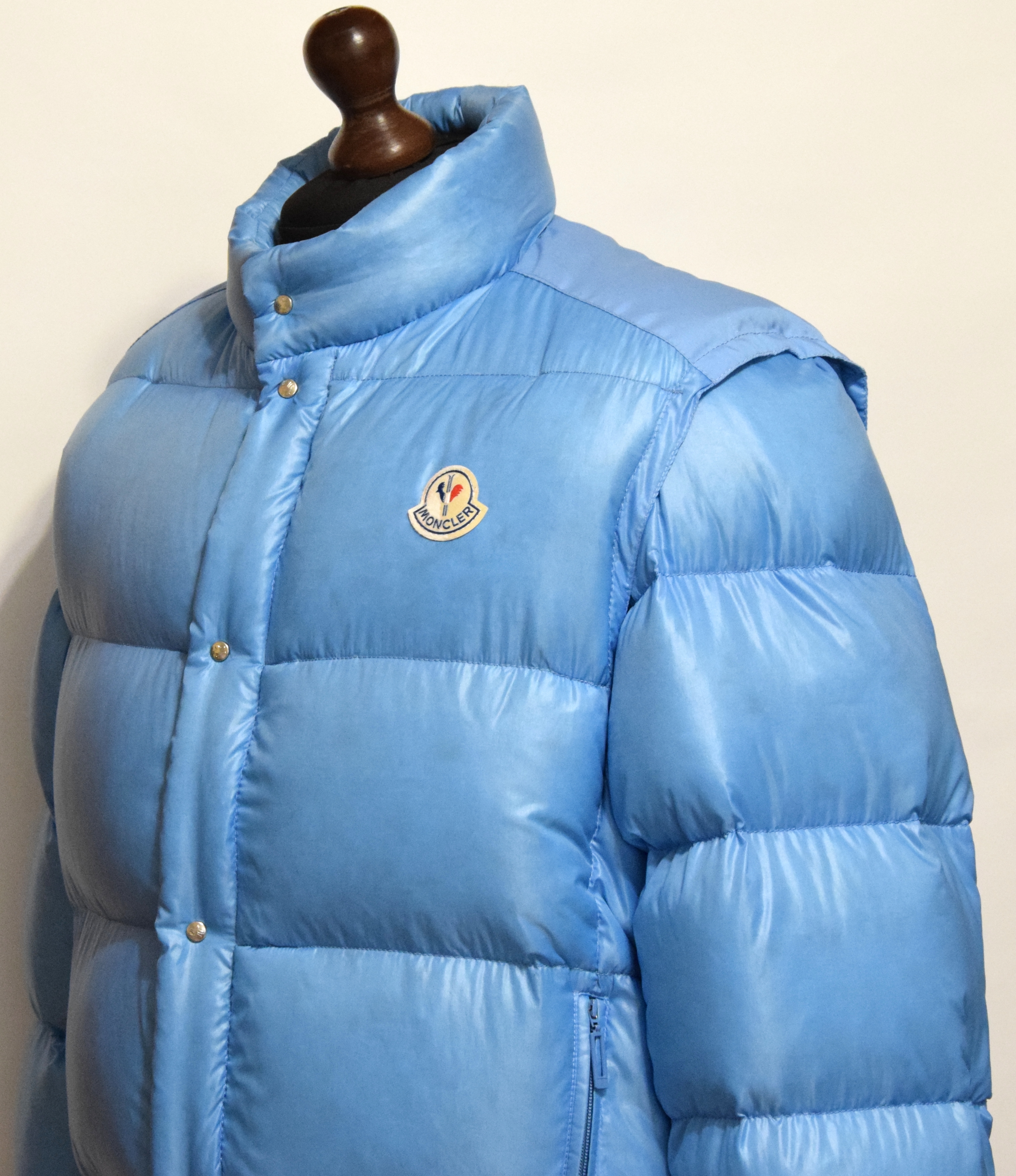 Moncler Puffy Down Jacket (Vintage)