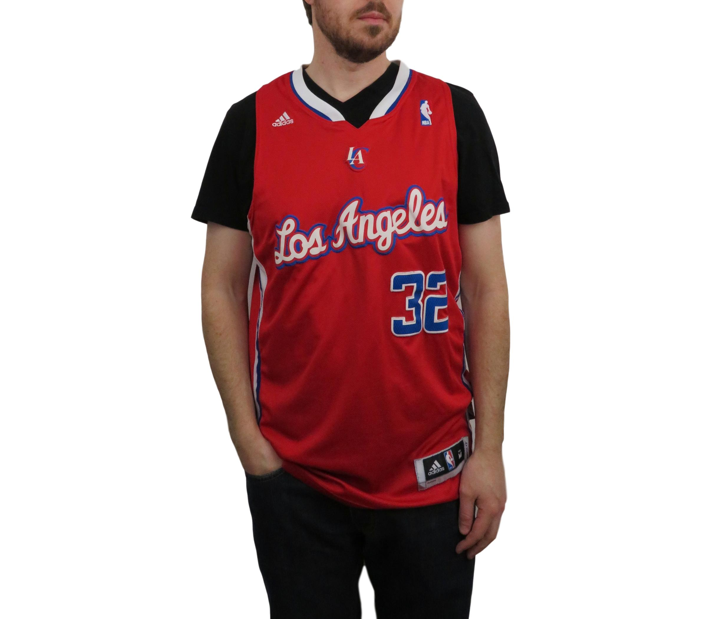43dc469ee0e Adidas Adidas Mens Blake Griffin Los Angeles Clippers Nba Jersey ...