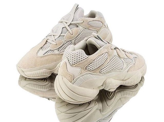 new concept a8504 74191 Yeezy 500 Blush