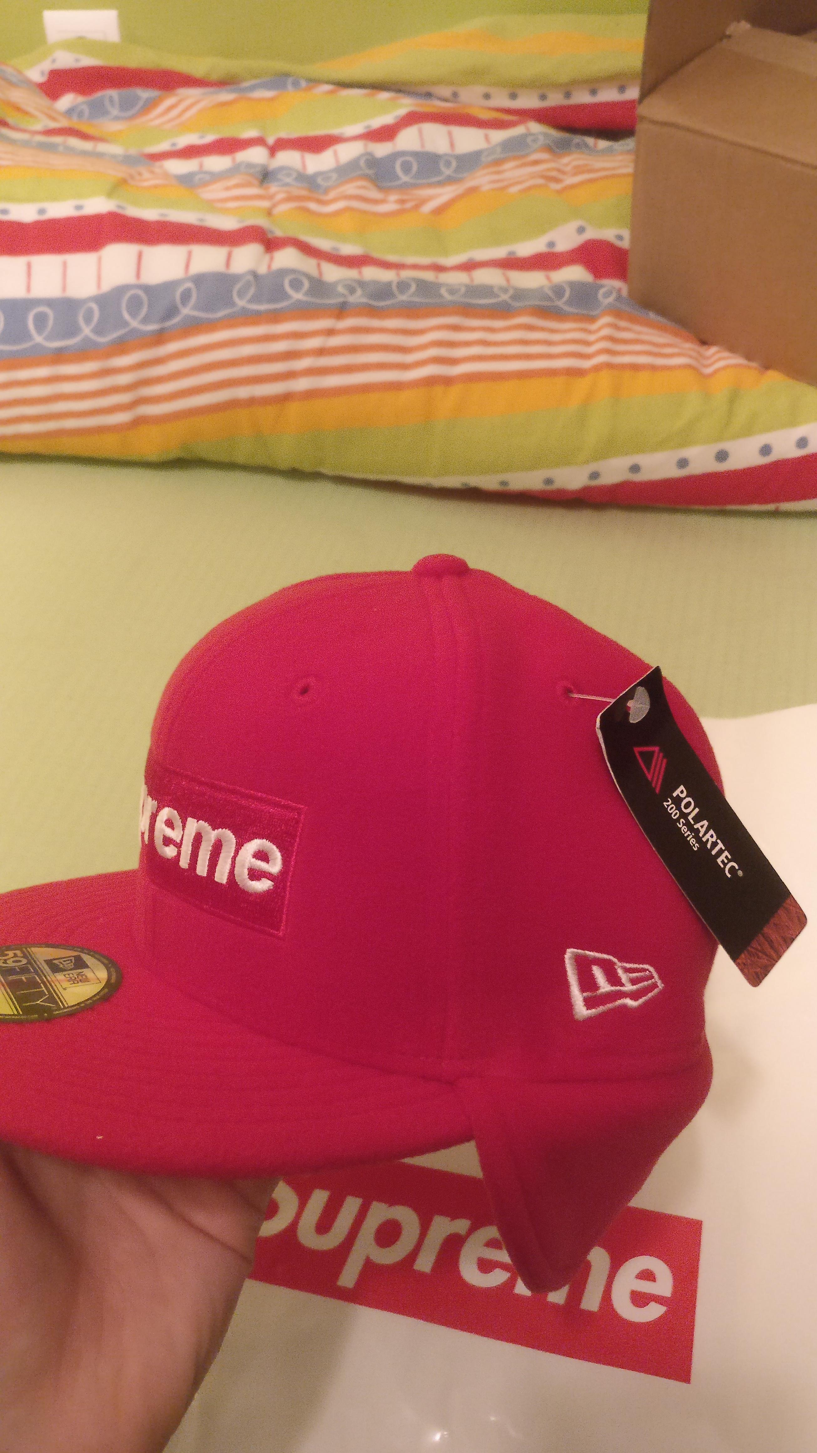 cd971b2b784 Supreme Supreme Polartec Ear Flap New Era Hat Size one size - Hats ...