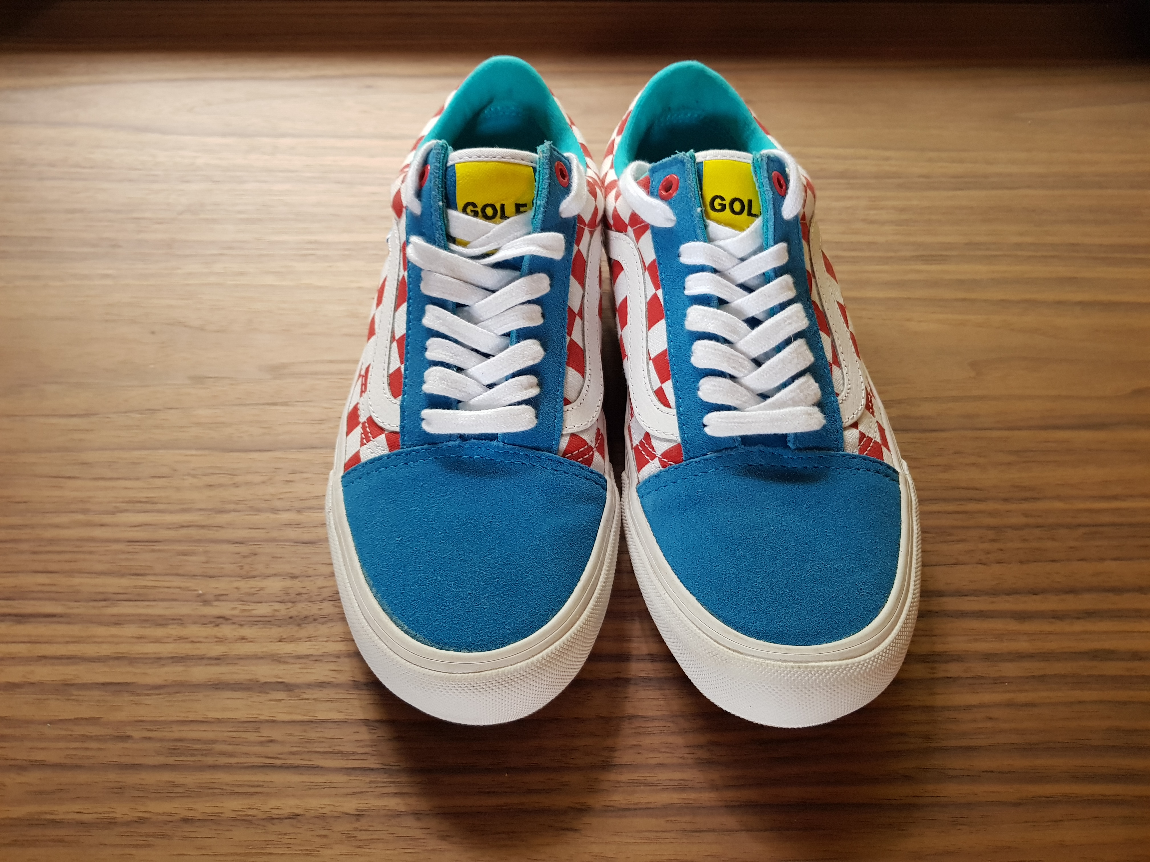 77ab39d964fc Golf Wang × Tyler The Creator ×. Golf Wang x Vans Old Skool