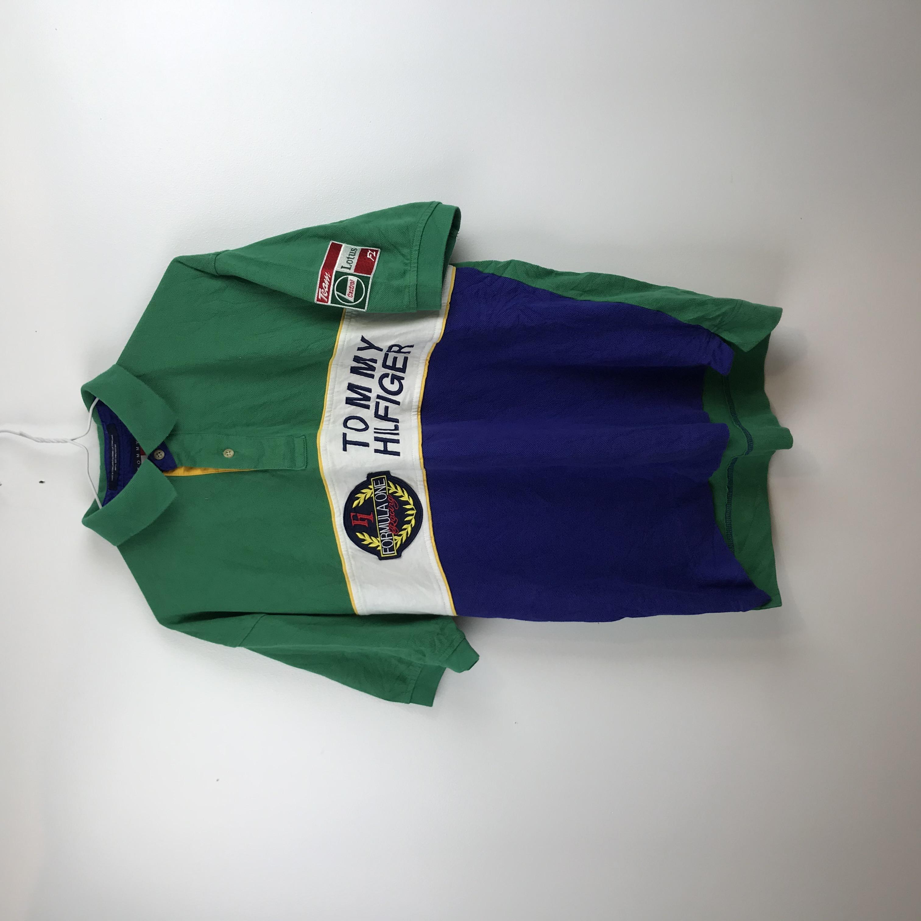 nuovo stile di vita POLO shirt per adulti Formula One 1 LOTUS F1 Team Romain Grosjean