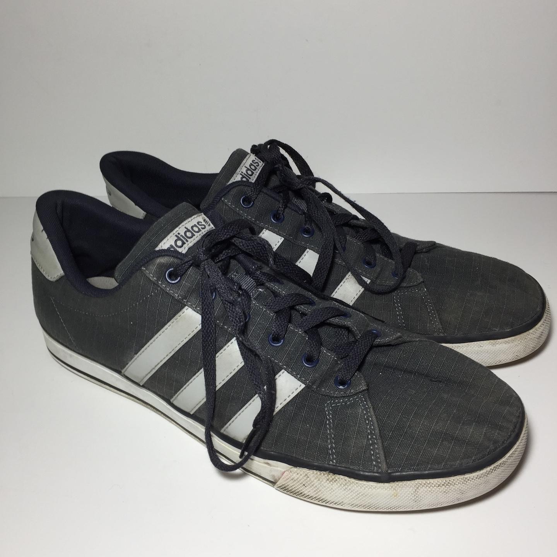 Adidas NEO SE Täglich Vulc Suede Schuhe Core Schwarz Weiß
