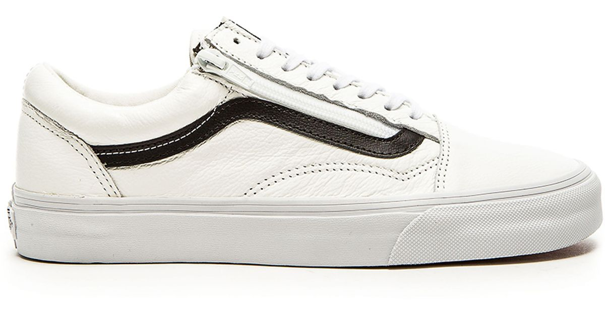 vans old skool zip