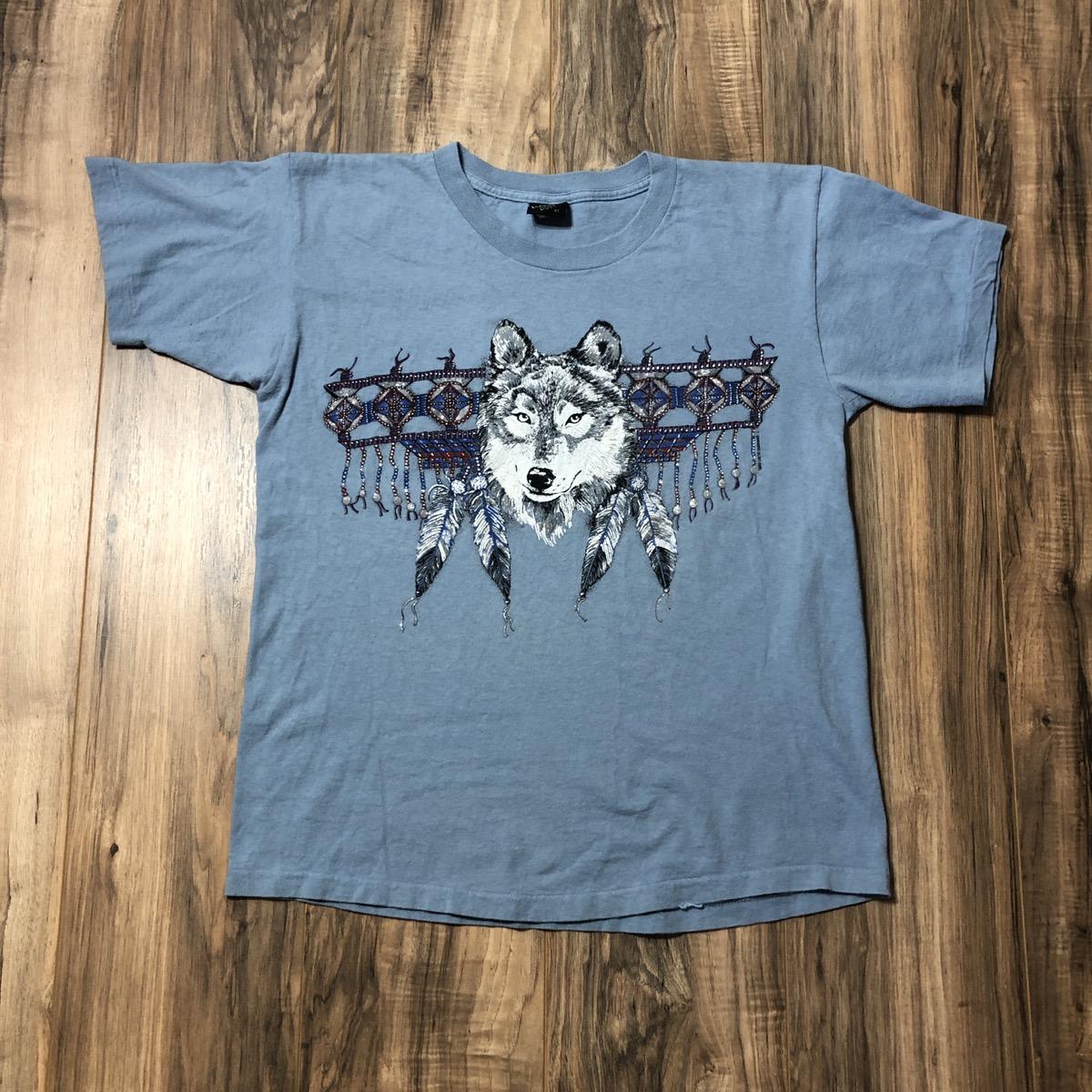 Vintage 90s Diamond Dust Dreamcatcher T shirt