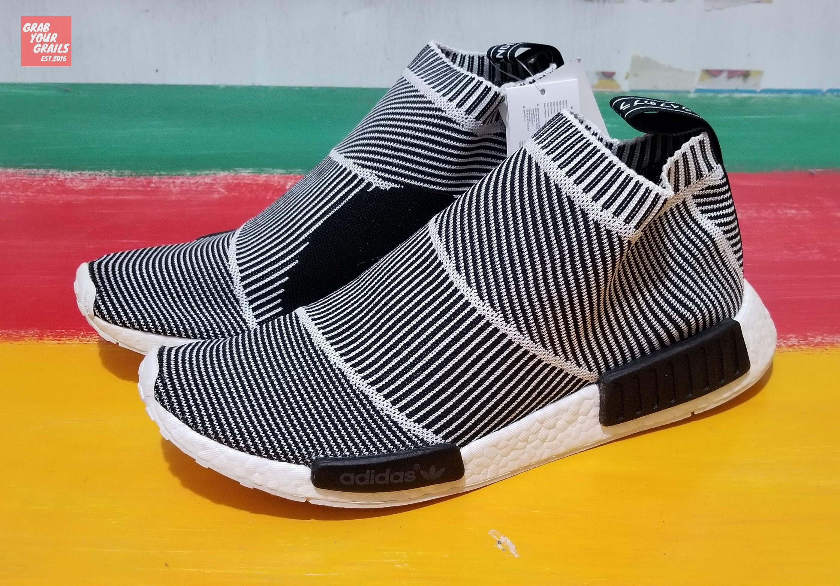 68c0ebeac Adidas ADIDAS NMD CITY SOCK CORE BLACK Size 10.5 - Hi-Top Sneakers for Sale  - Grailed